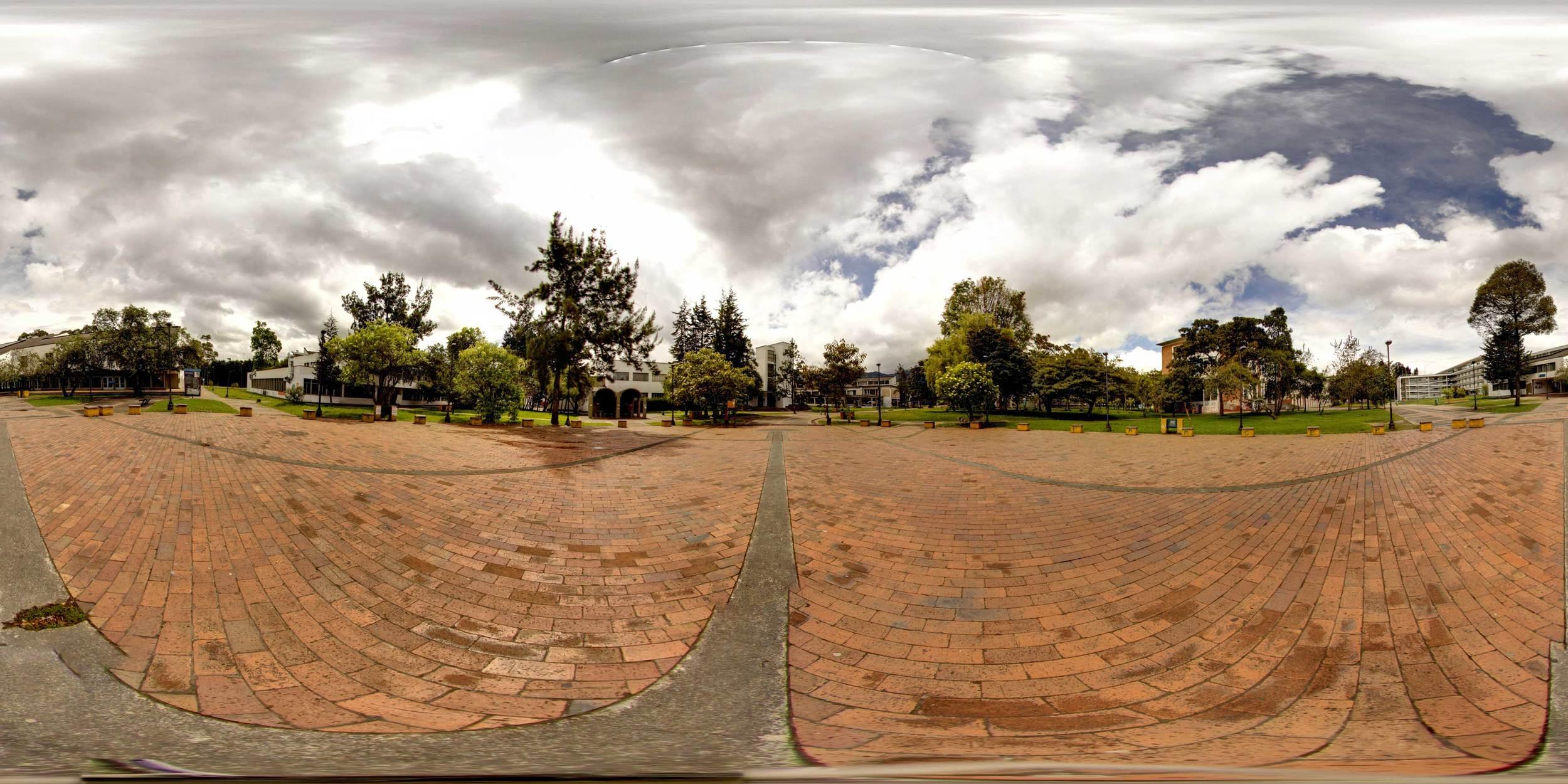 360° Plaza at the National Universidad de Bogotá