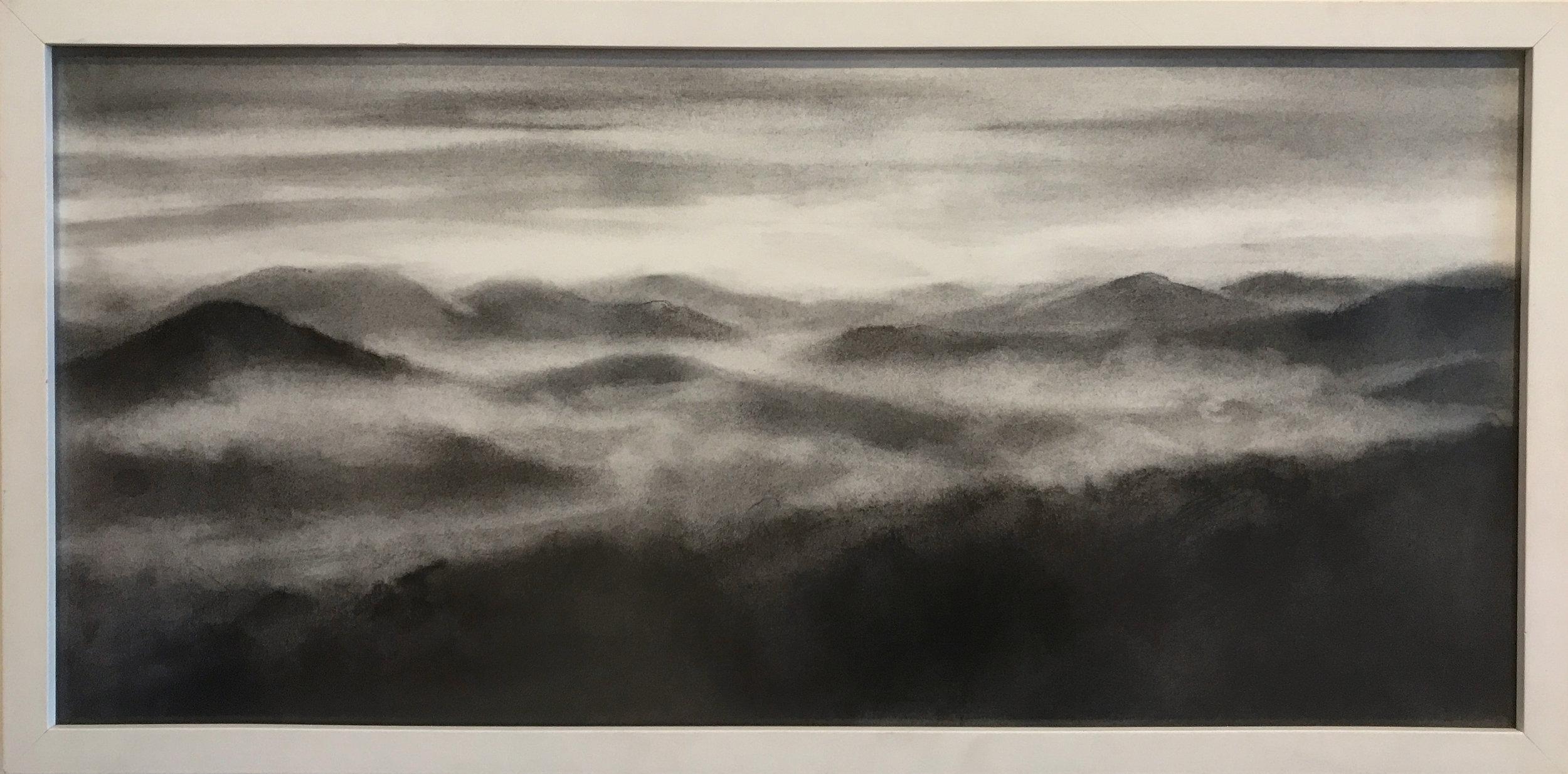 """""""Mist, Great Meadows"""""""