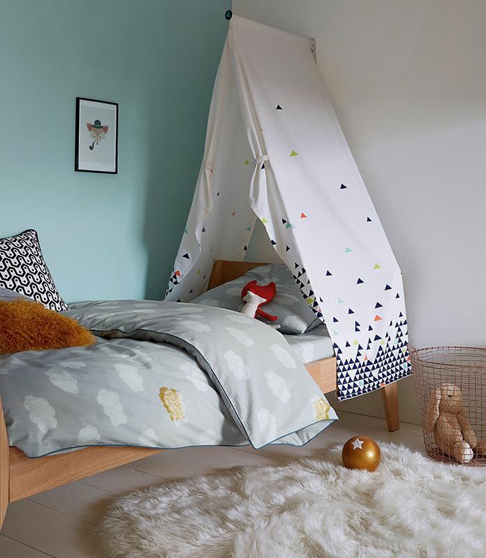 Teepee bed canopy  - £55
