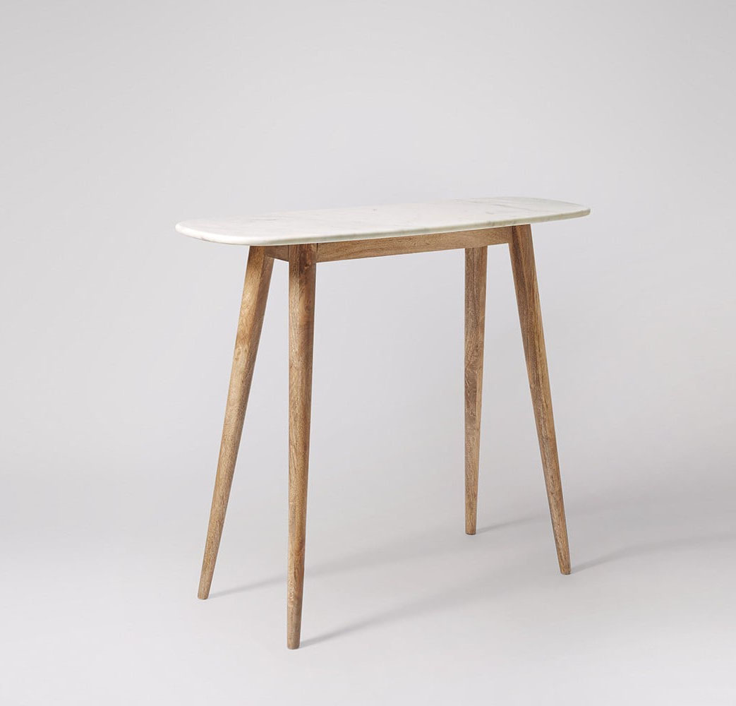 Kasper console table , £279 - Swoon Editions