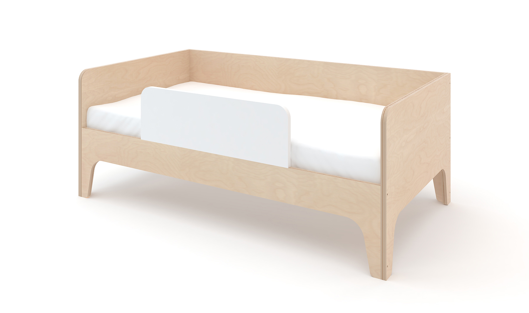 Perch toddler bed , £376, Bobby Rabbit (143.6cm x 73.6cm)
