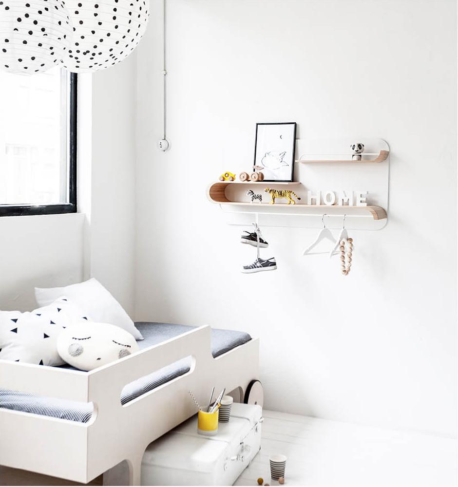 Rafa Kids toddler bed , £625, Molly Meg (155cm x 75cm)