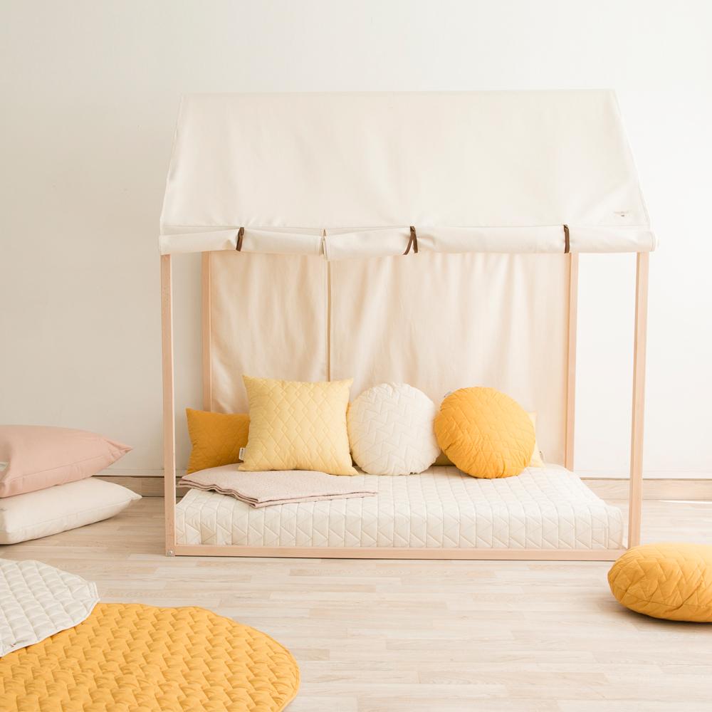NOBODINOZ Cabin bed , £425.70, Smallable (146cm x 96cm)