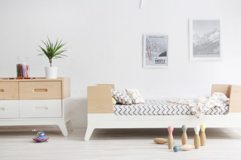 Horizon toddler bed , €510 (approx £450), Nobodinoz (152.5 cm x 75.3 cm)