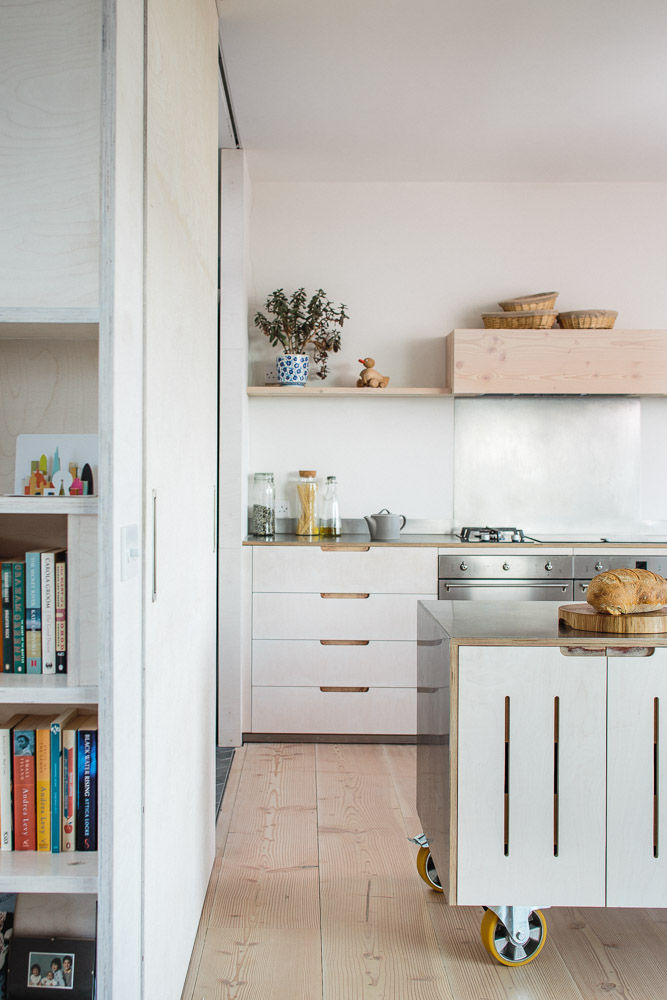 Images via  Sustainable Kitchens