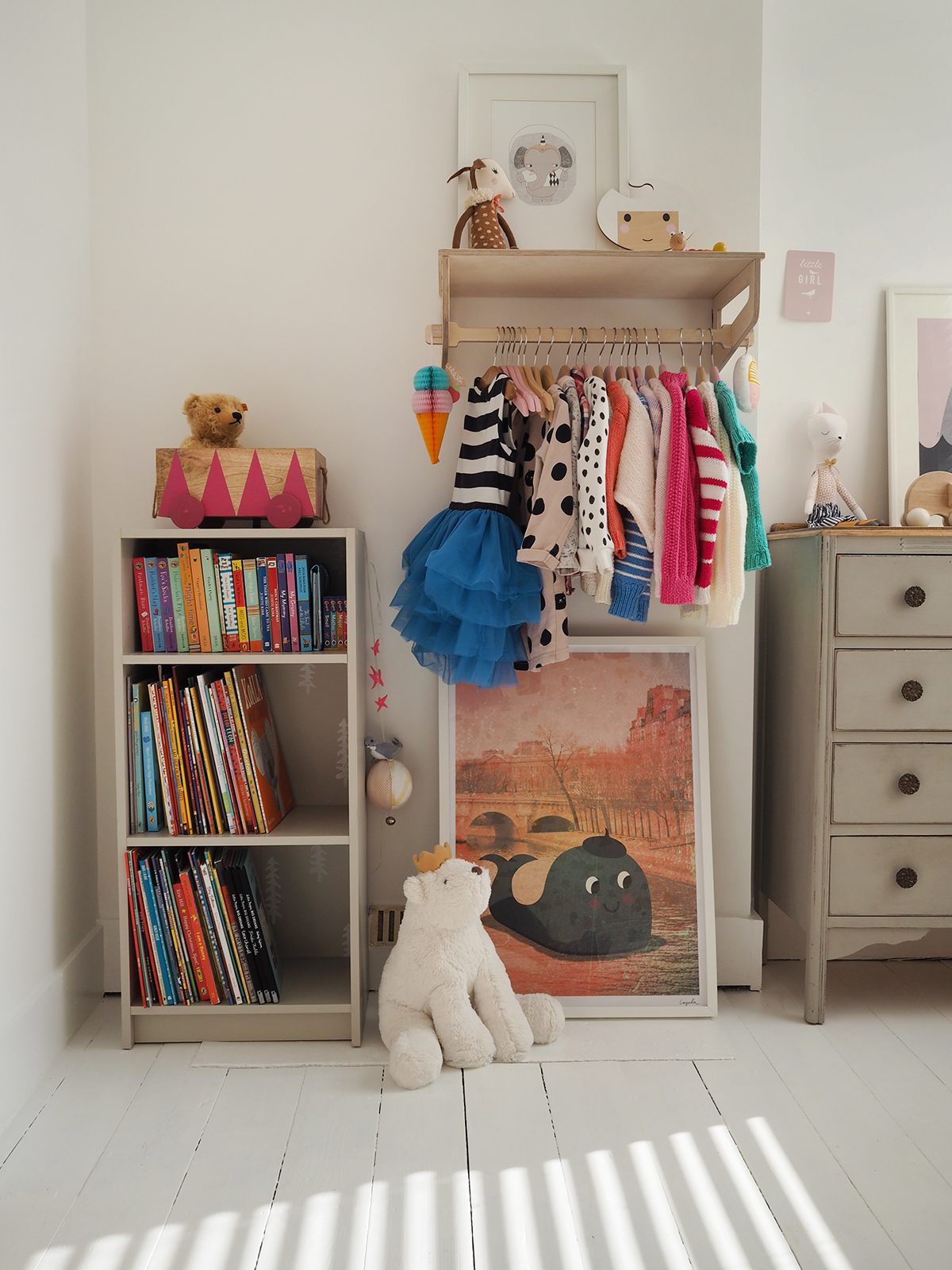 children's bedroom decor