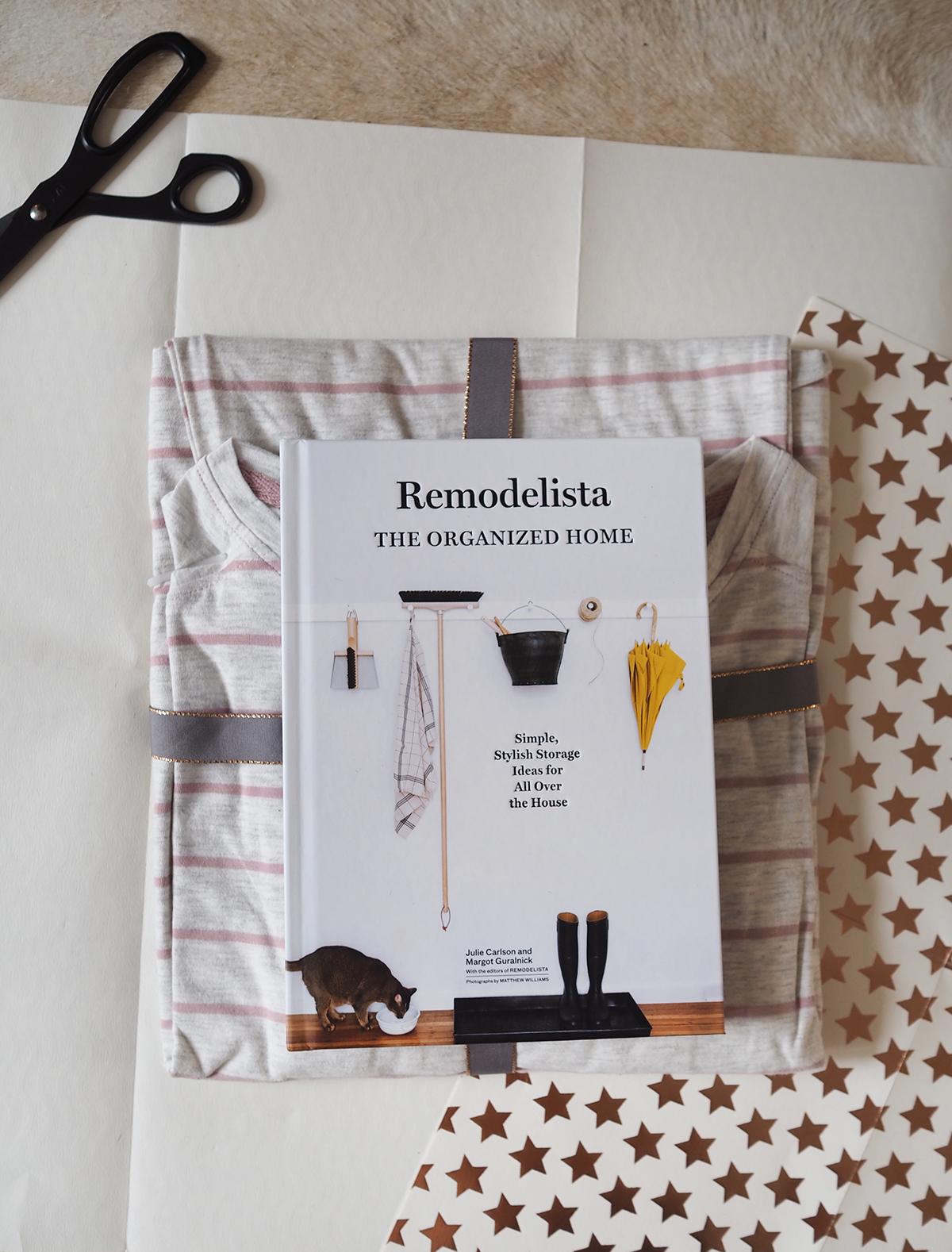 pyjama and book gift