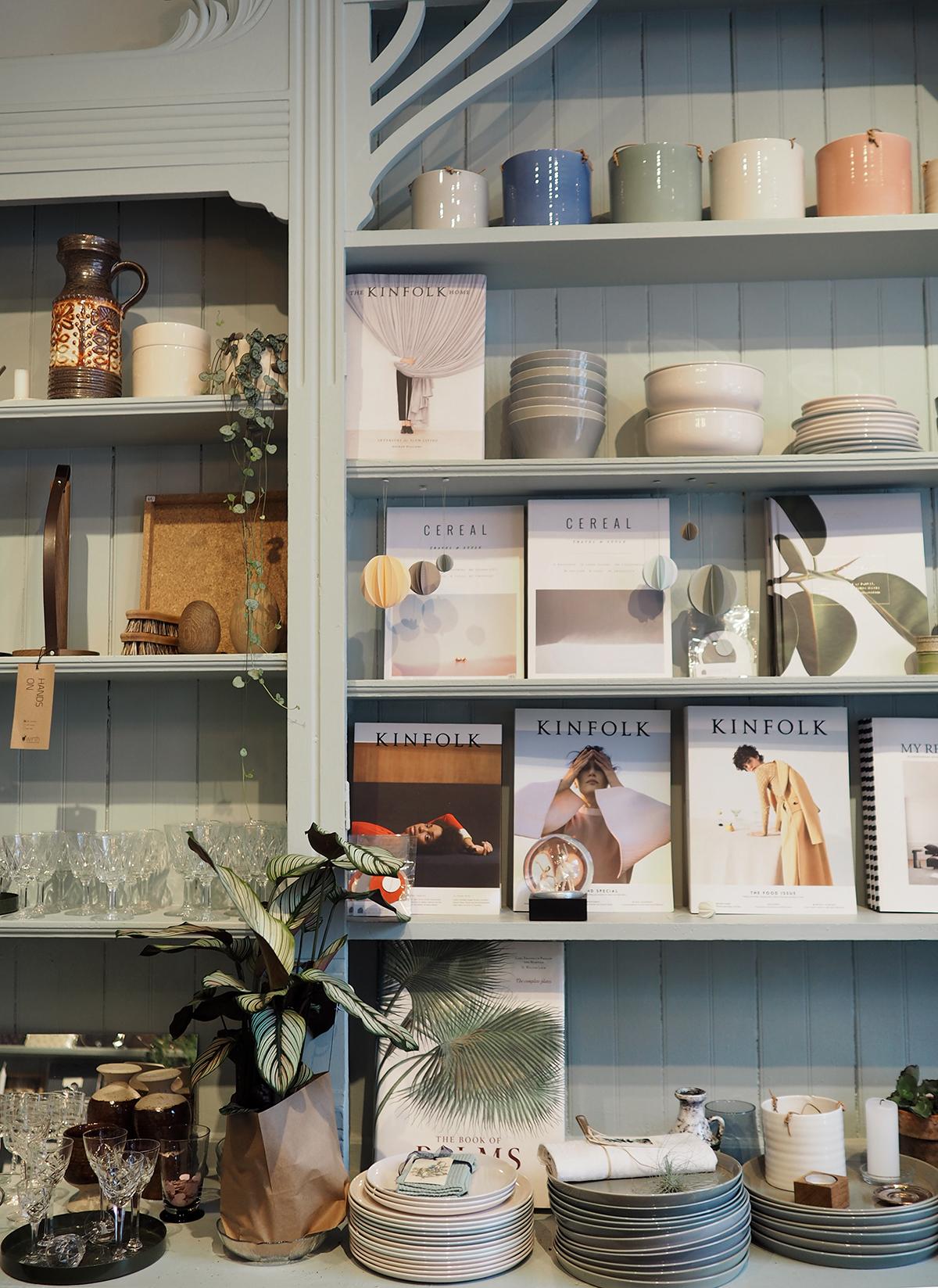 Bak shop, Copenhagen