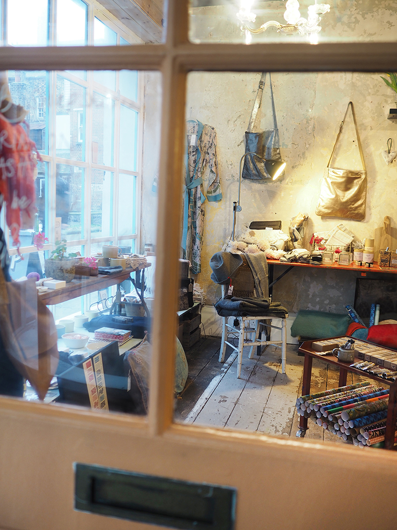 Kin shop in Margate
