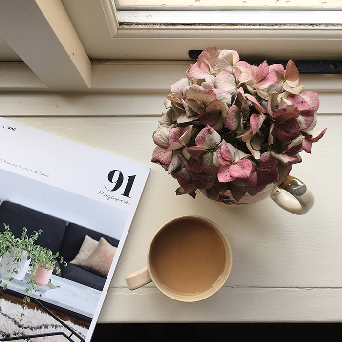 differences between the blogging industry and the magazine world