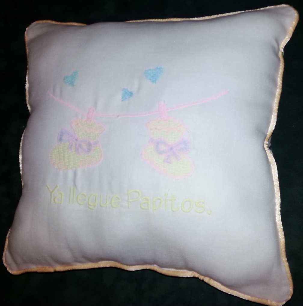Baby Glow Pillow