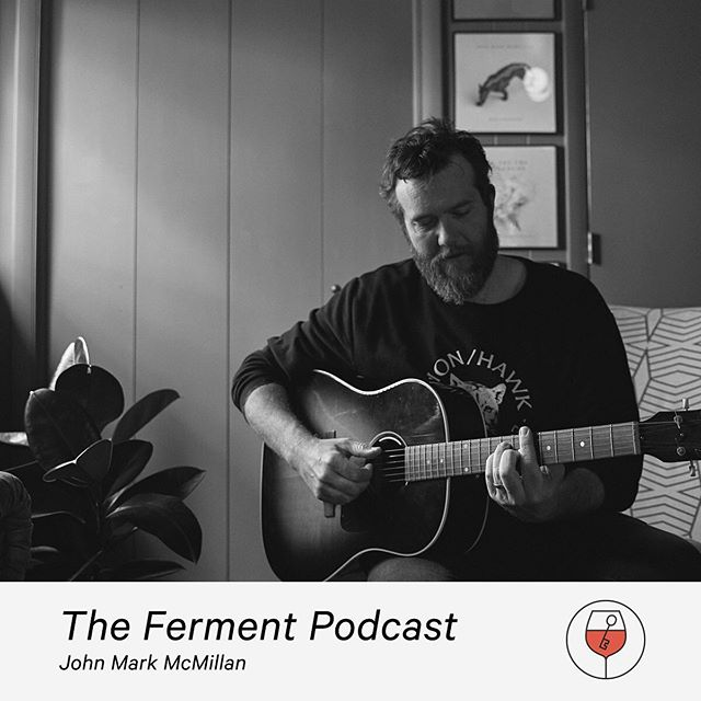 "Talking to my good buddy @adamleerussell on the @thefermentpodcast  about my new record, how nuance matters in music, and hearing the lyrics to Borderland with brand new ears. ""Help me Holy Lord, I see the light of heaven's porch, but so many of us are born here outside your chain link fence... living in the borderland"" (link in @thefermentpodcast bio)"