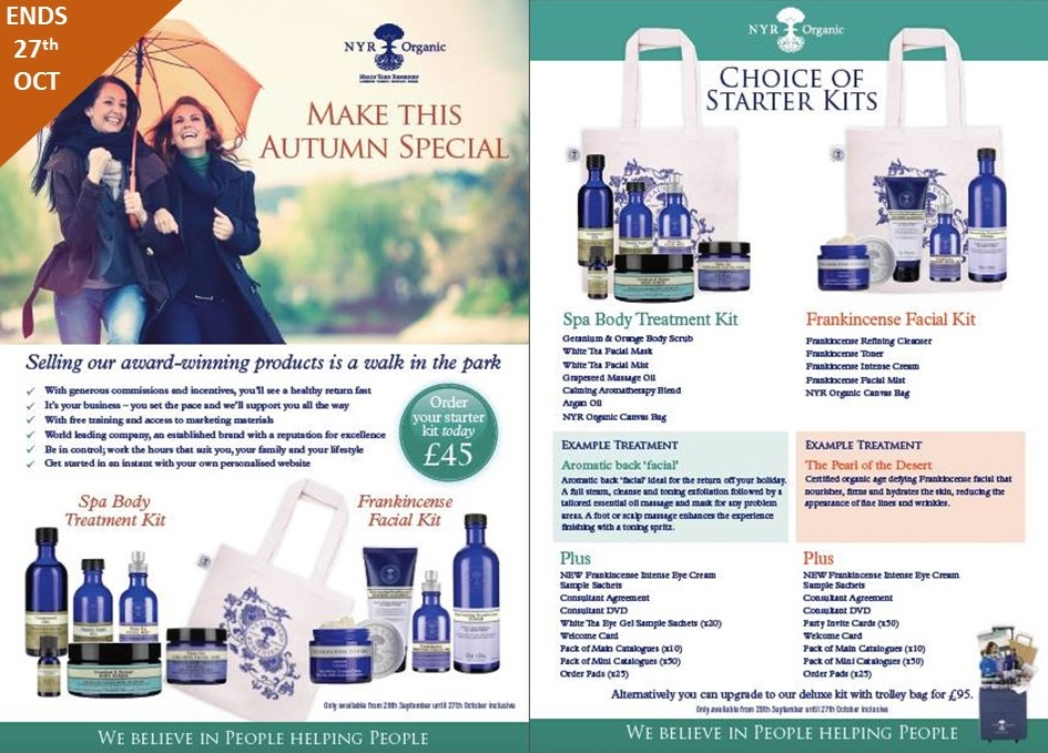 join neal's yard remedies organic