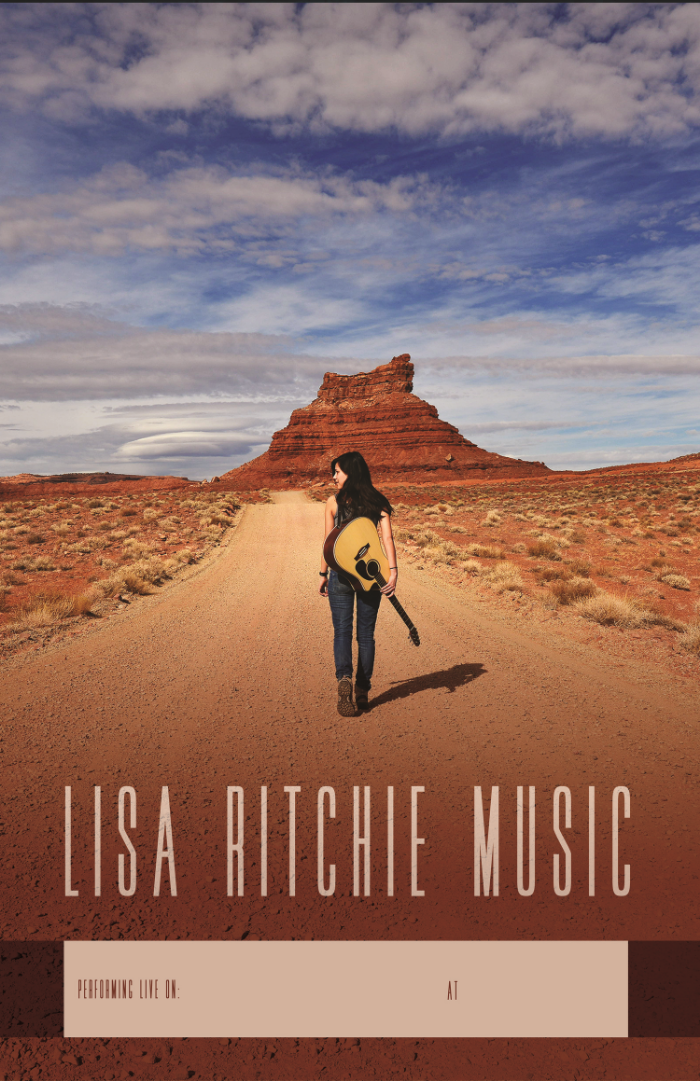 Lisa Ritchie Music Poster #2
