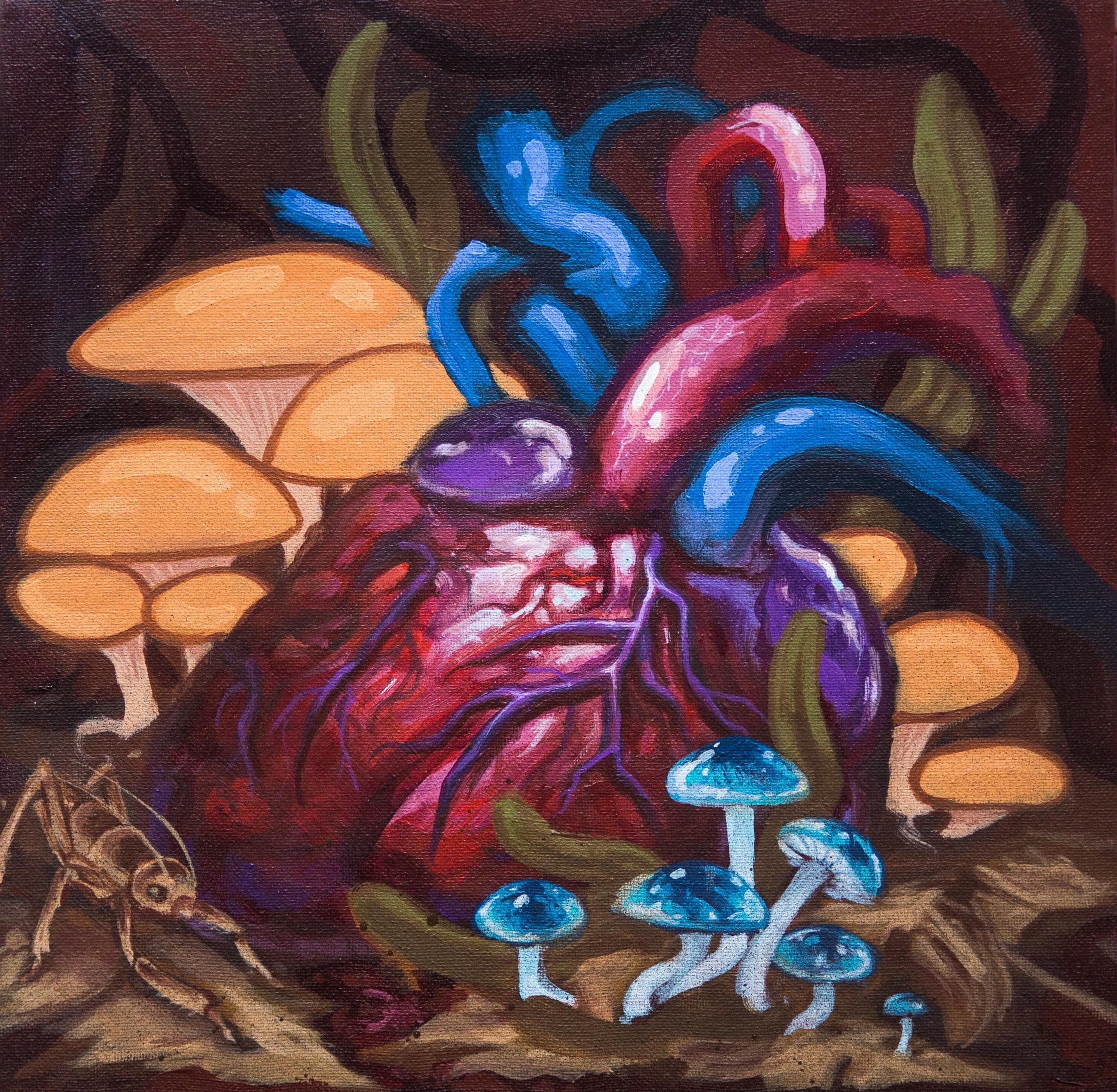 Fungal Heart