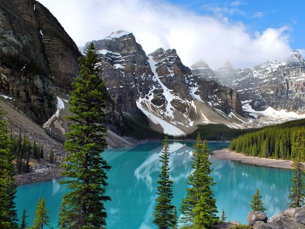 Banff National Park Photo by National Geographic