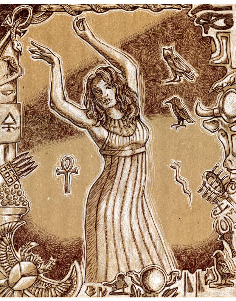 anahita goddess of water