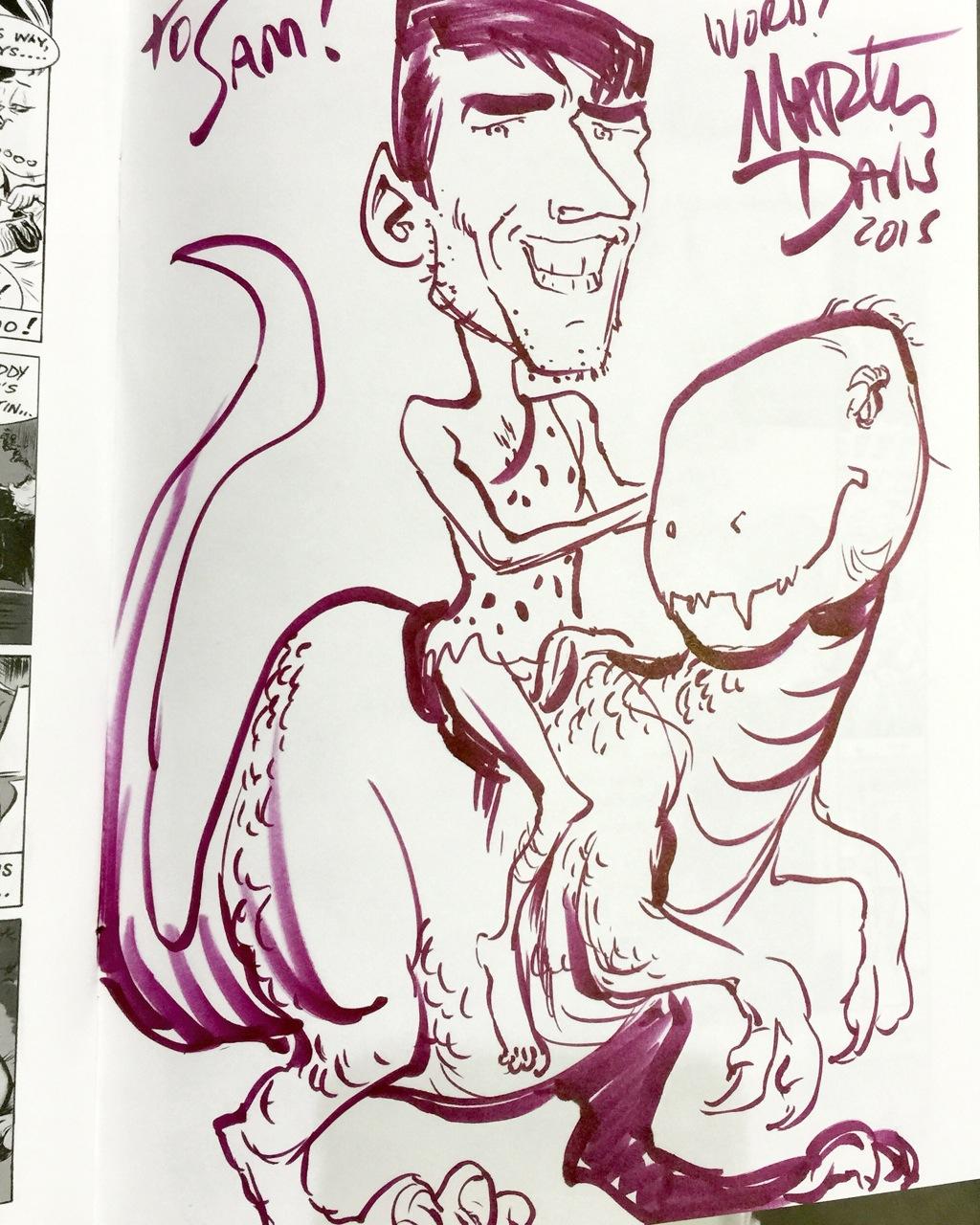 Sam-o-Raptor