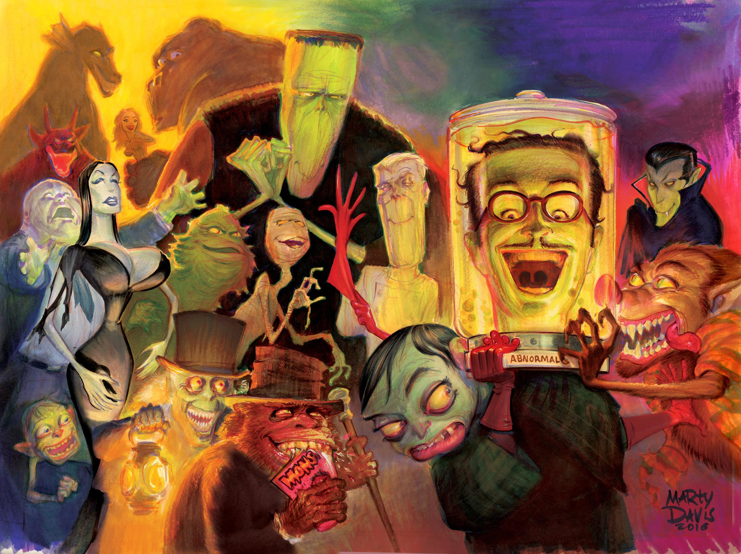 San Diego Comic Fest 2016 Program Cover