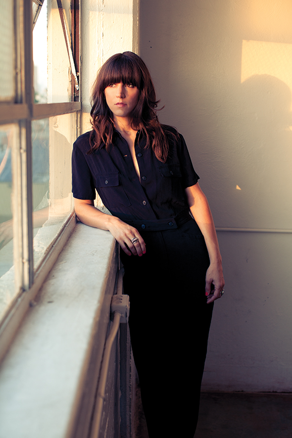 Eleanor Friedberger of Fiery Furnaces for SOMA Magazine
