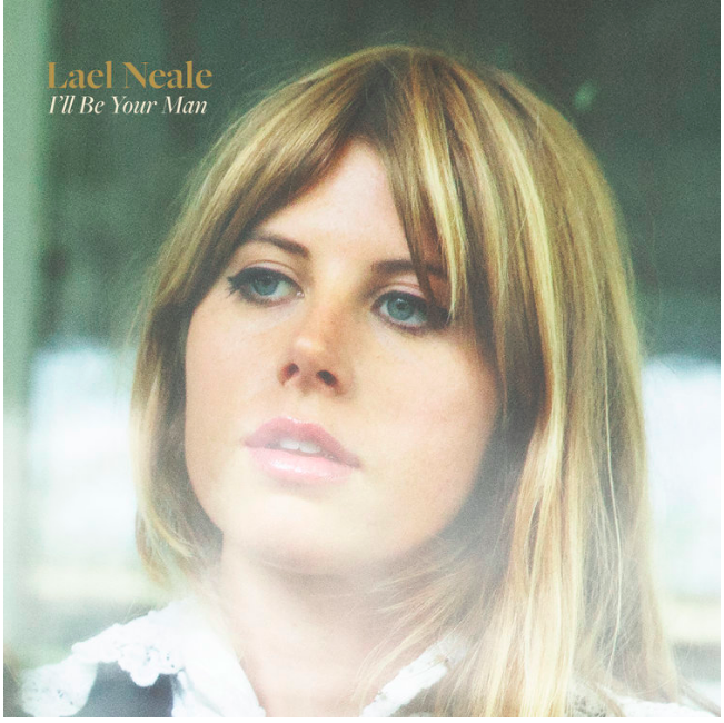 Lael Neale album cover for I'm Your Man