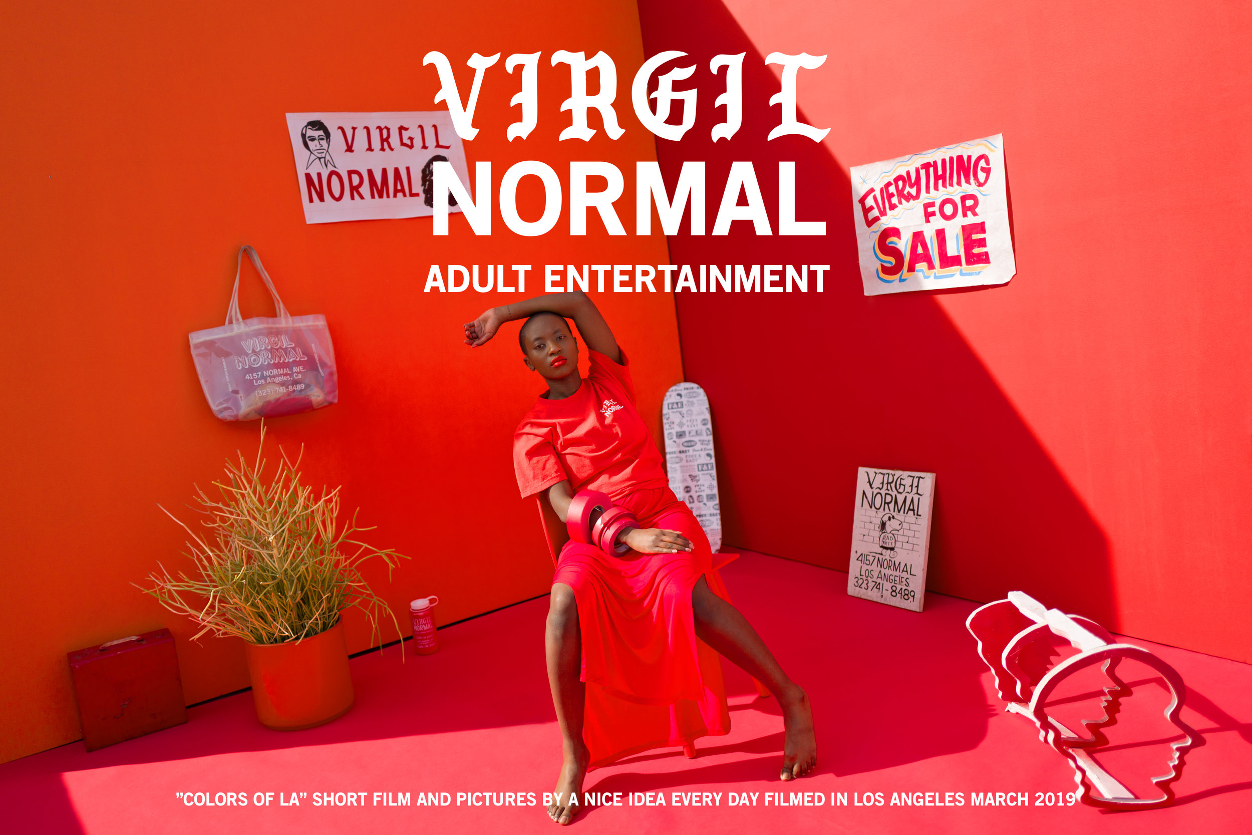 "Virgil Normal- ""Colors of LA"""