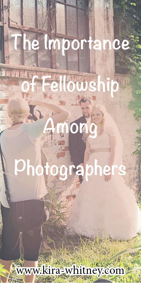 Fellowship Among Photographers