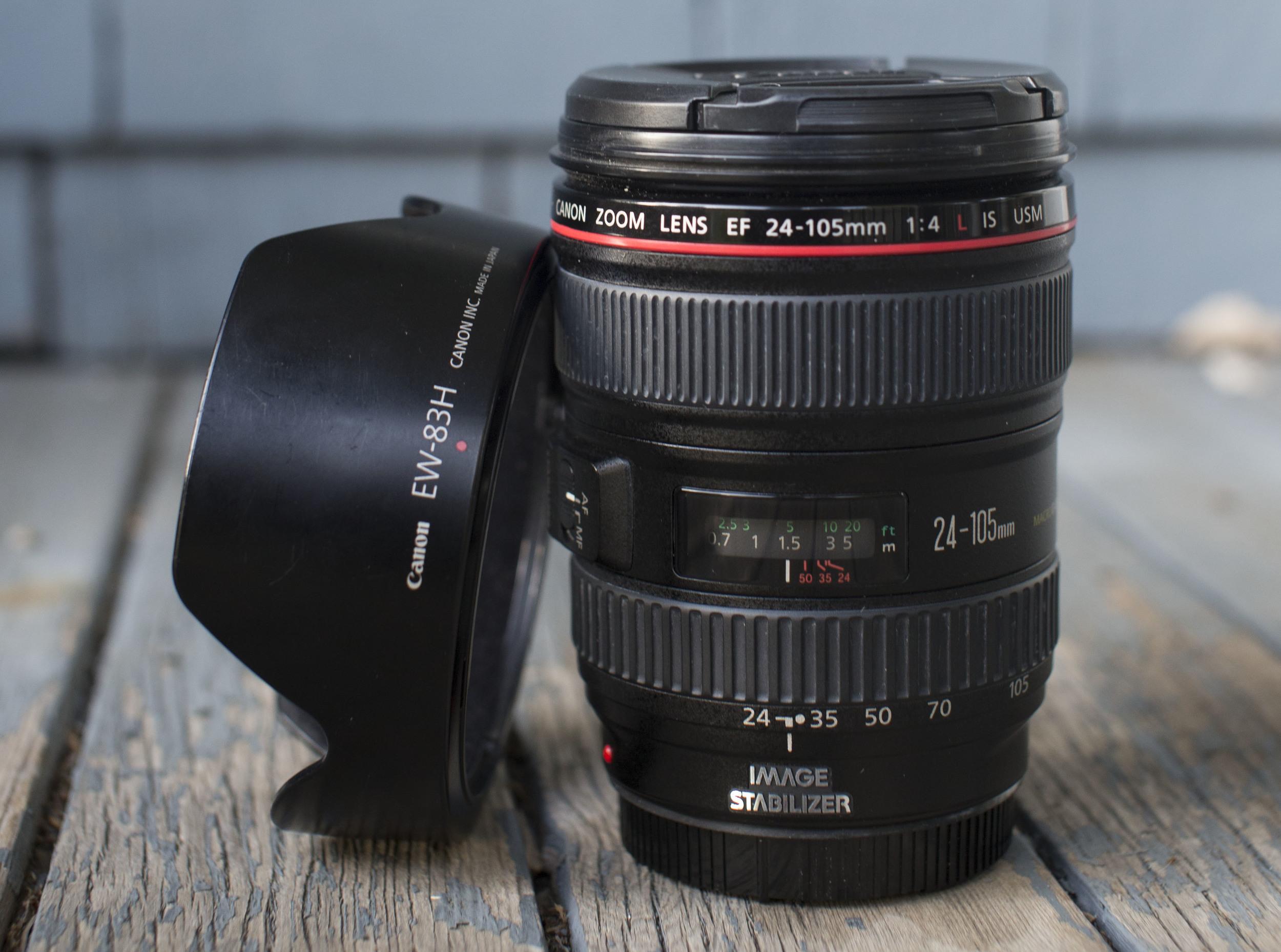 Canon EF 24-105 F/4