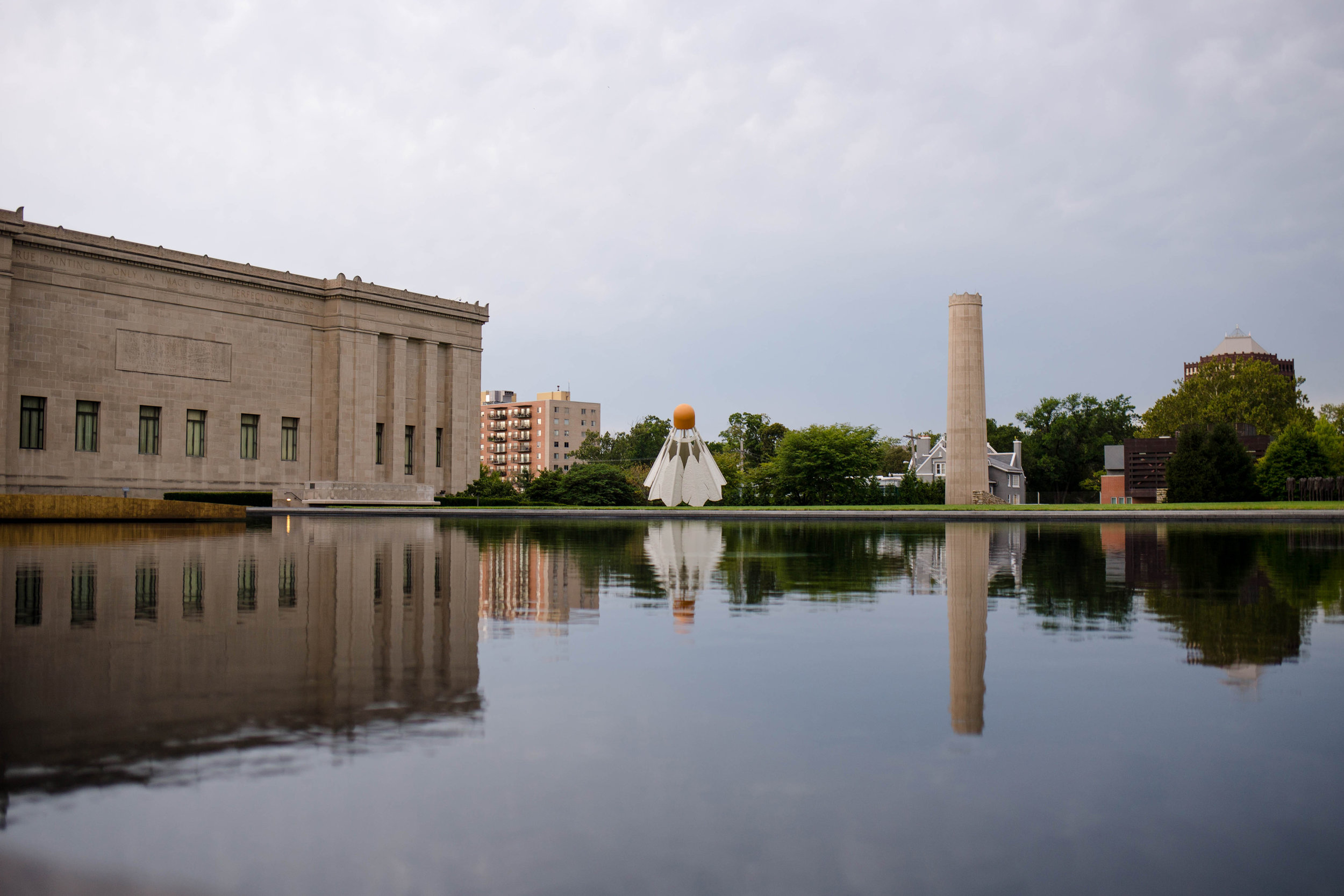 Nelson Atkins Museum of Art, Kansas City