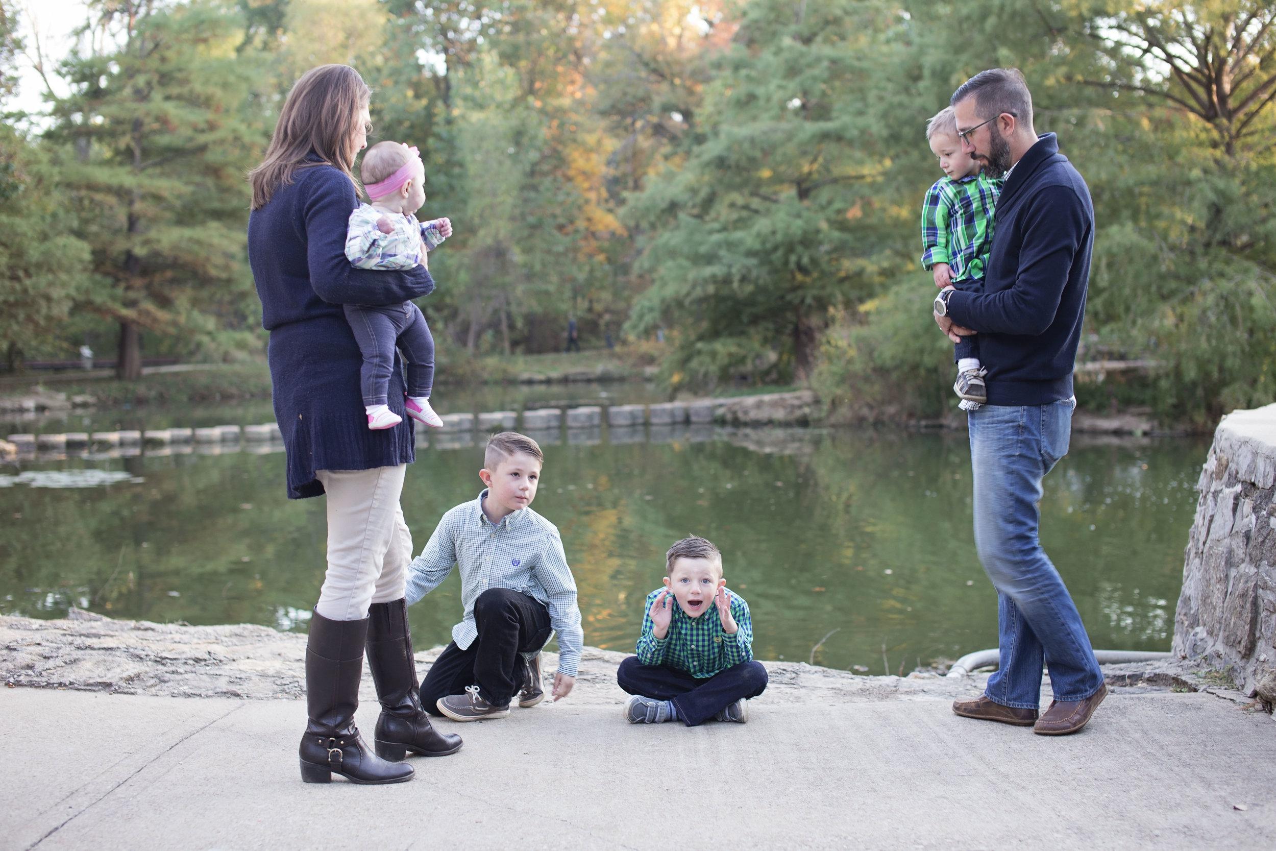 VanDalsam Family | Olathe, Kansas