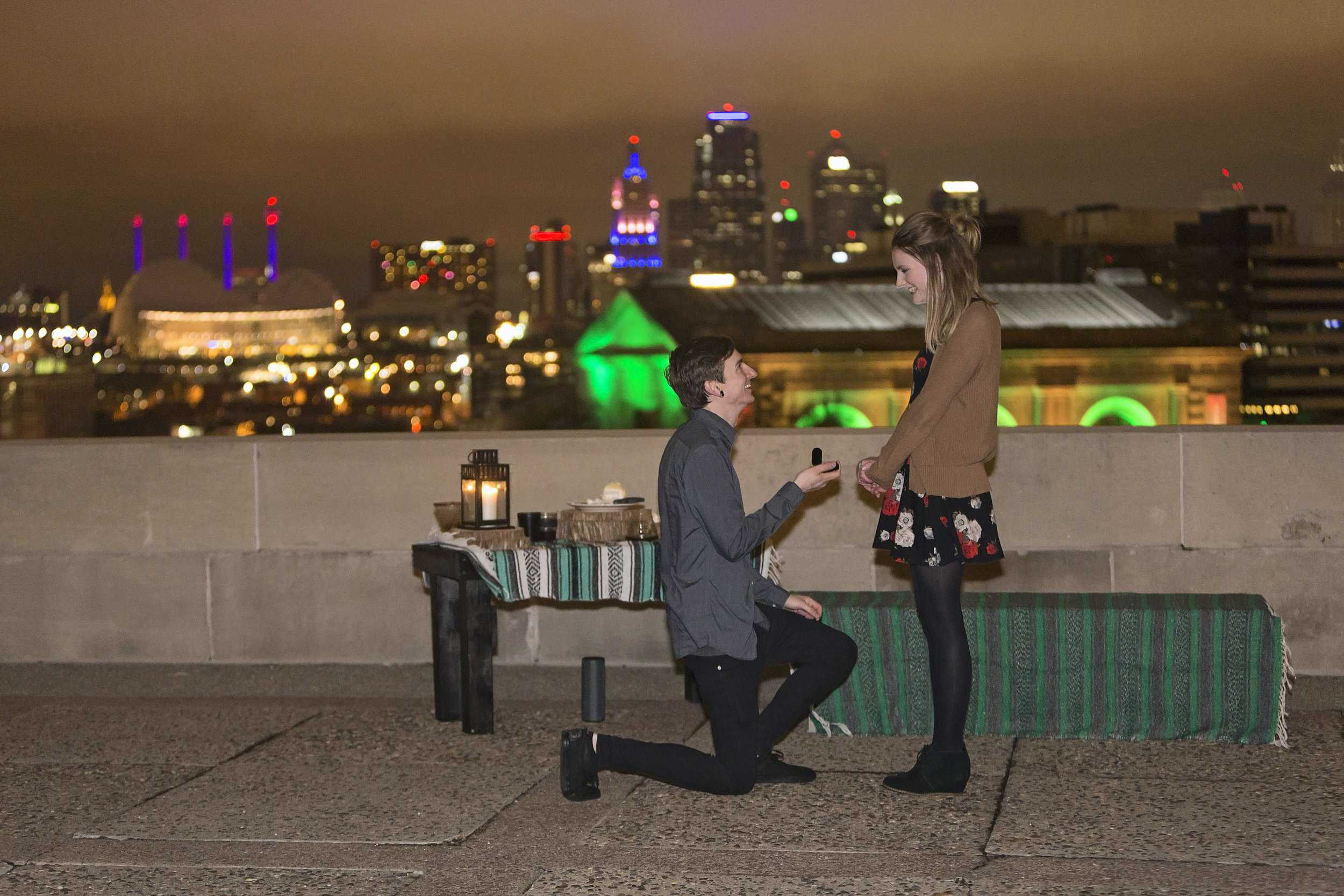 Kansas City Skyline Proposal