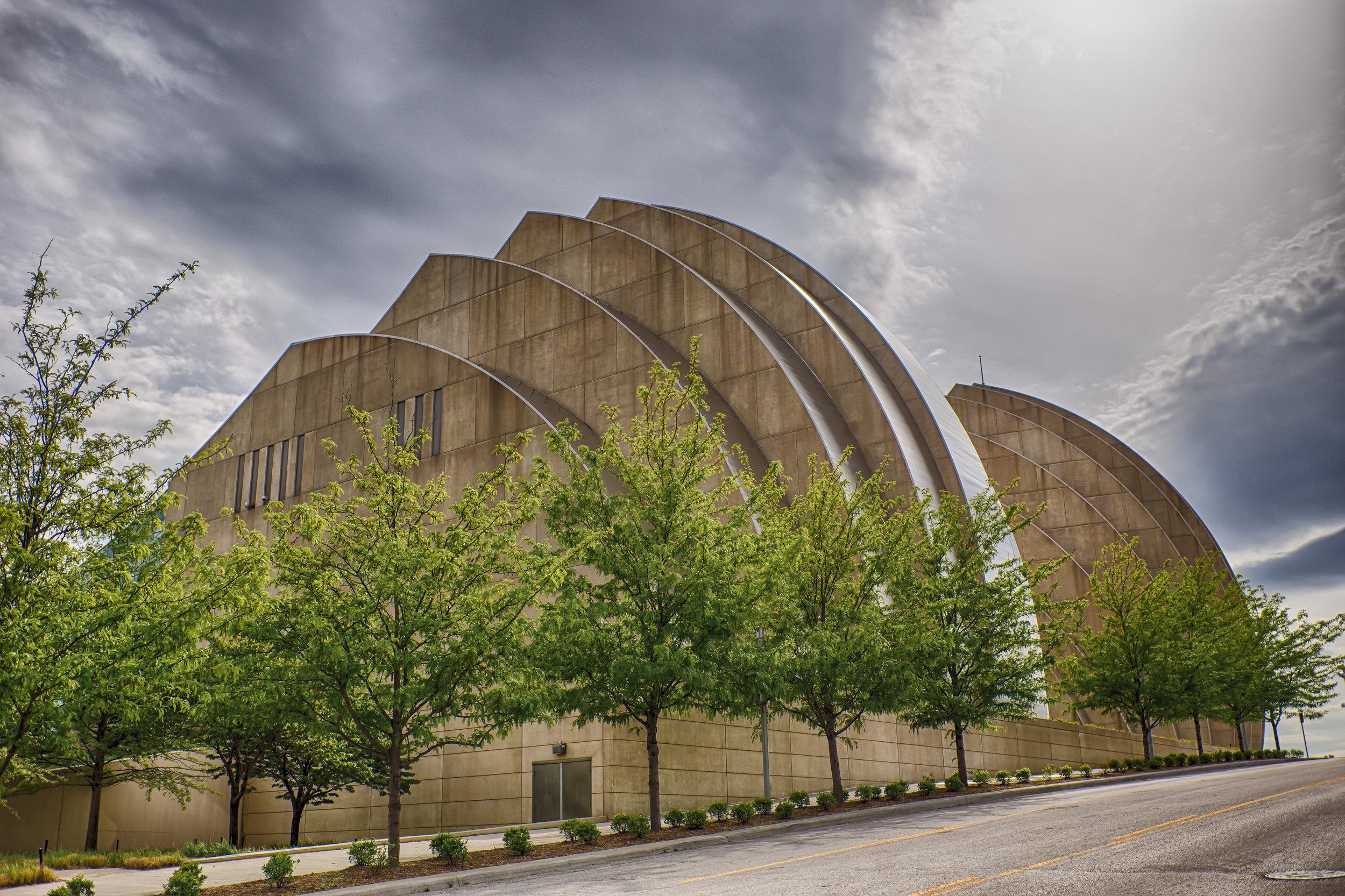 Kauffman Center for Performing Arts | Kansas City, Missouri