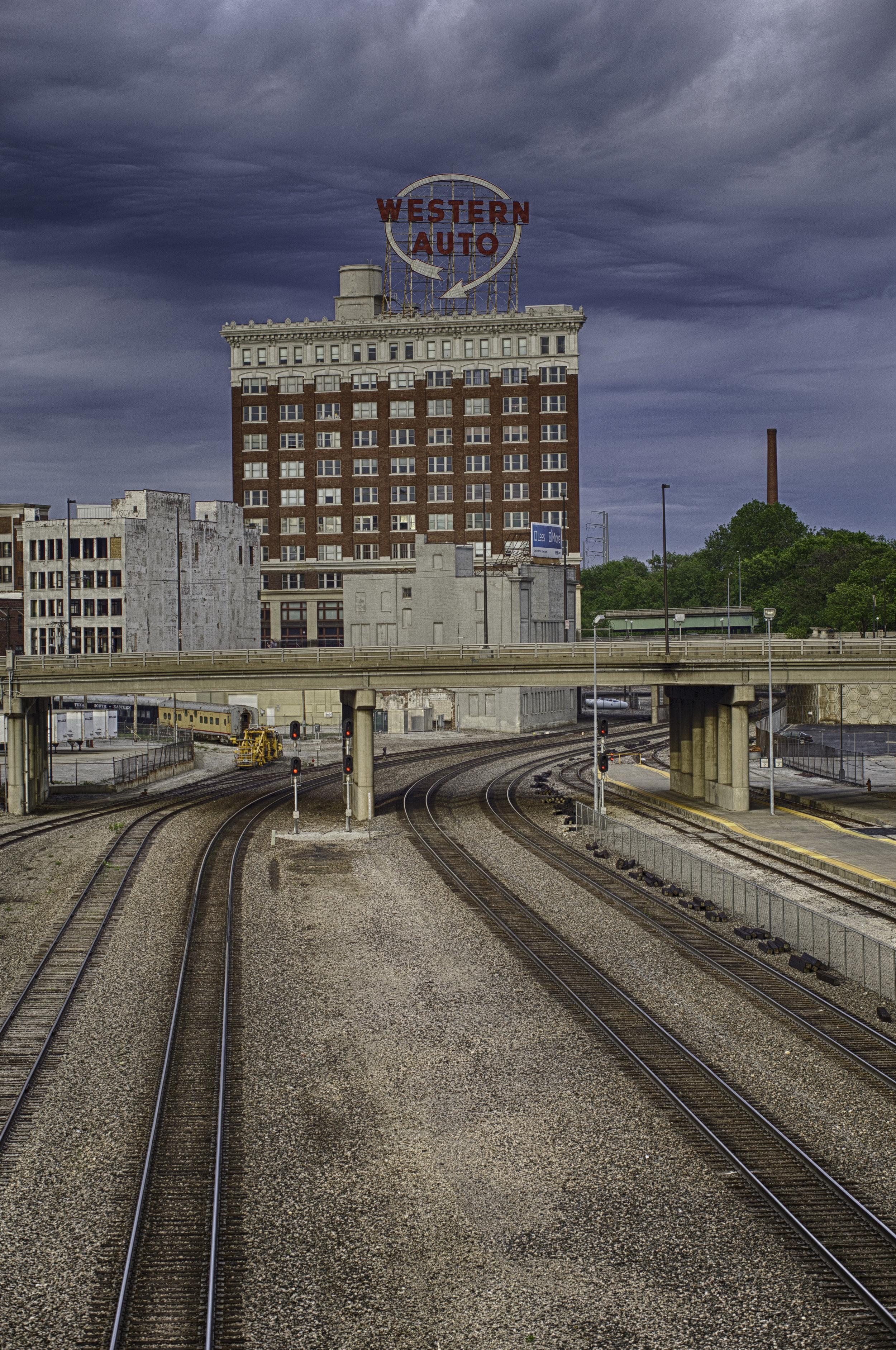 Western Auto Sign | Kansas City, Missouri