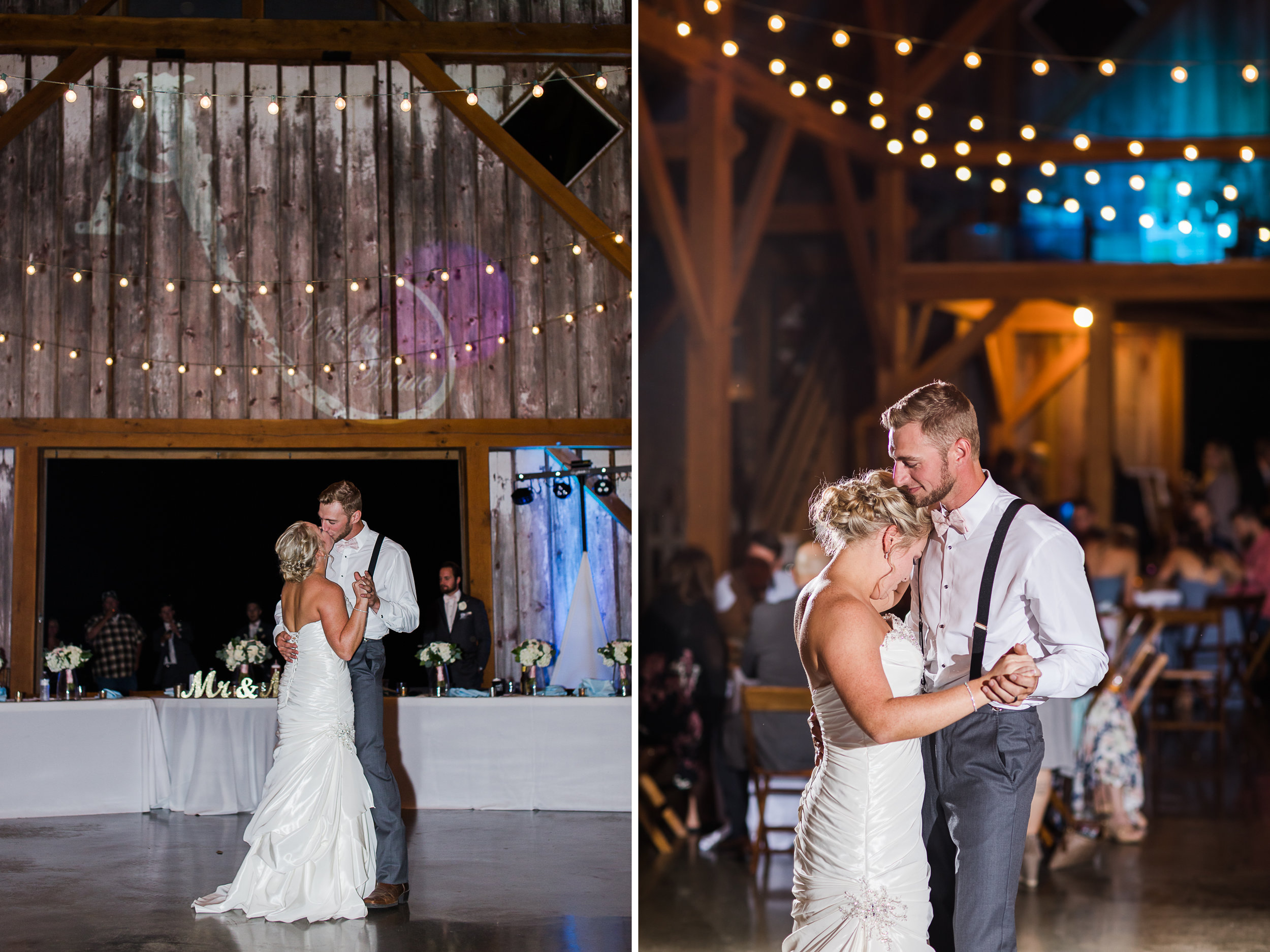 Kansas City Wedding Bride and Groom First Dance.jpg