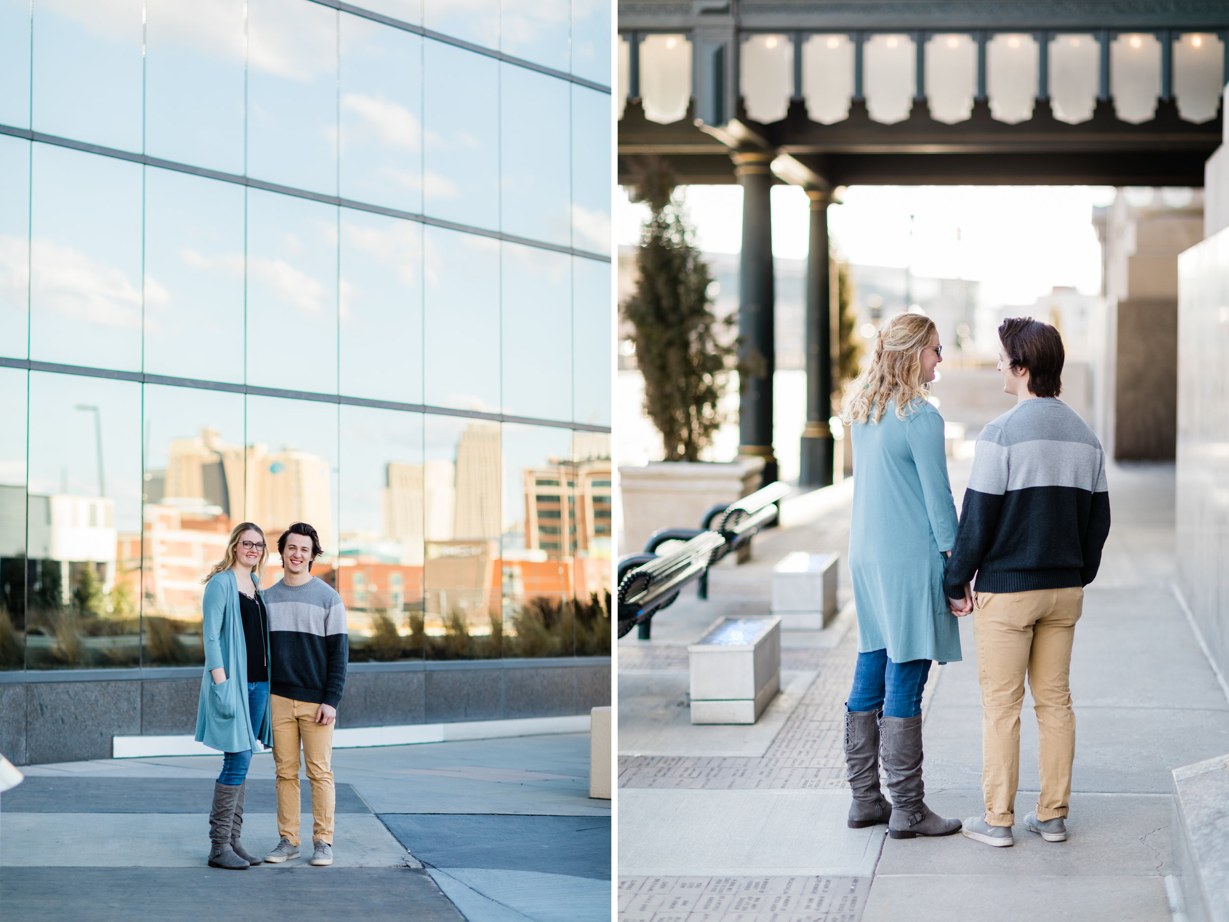 Downtown Kansas City Union Station Engagement Photo 7.jpg