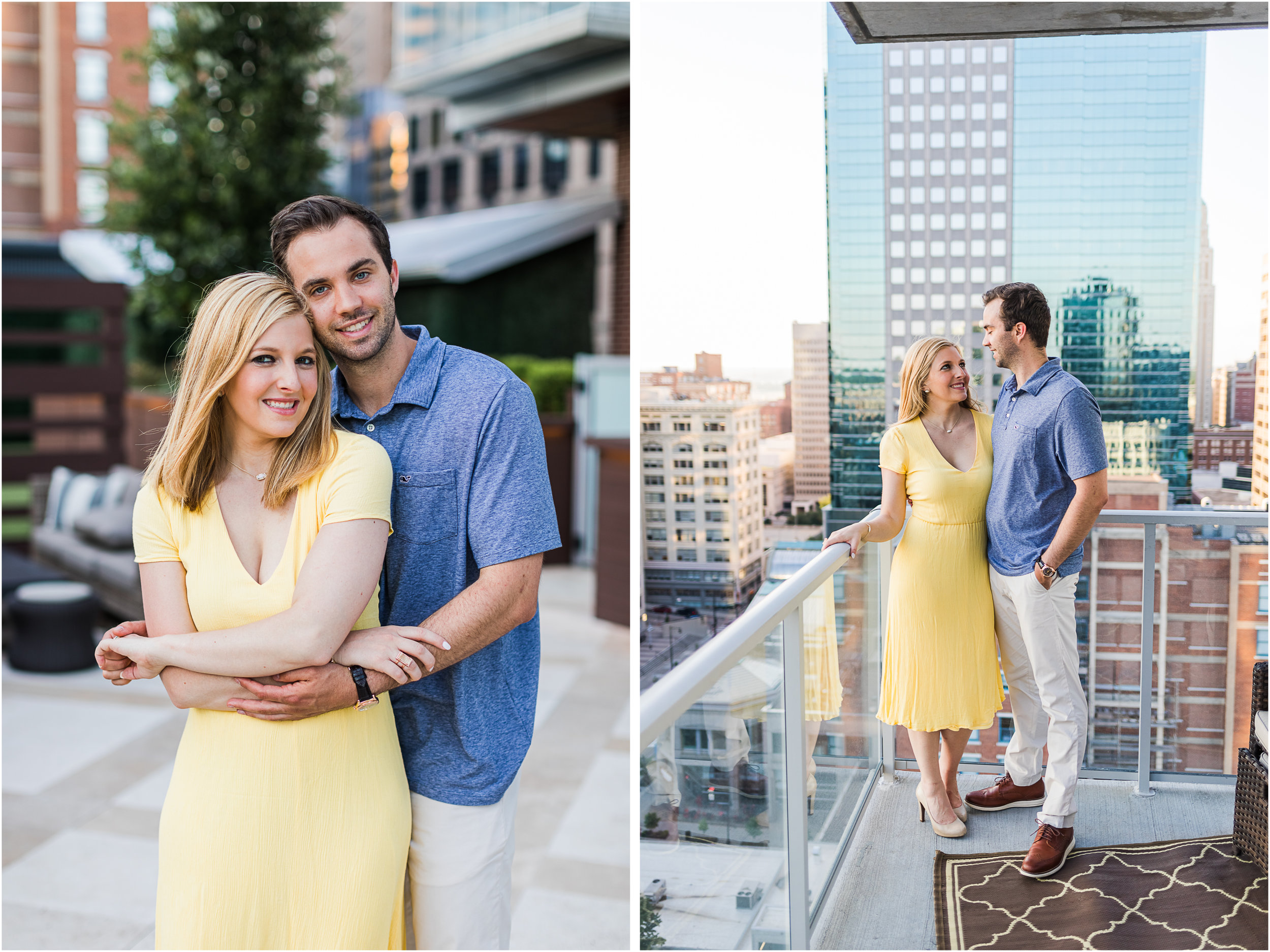 Downtown kansas city engagement photo 2.jpg