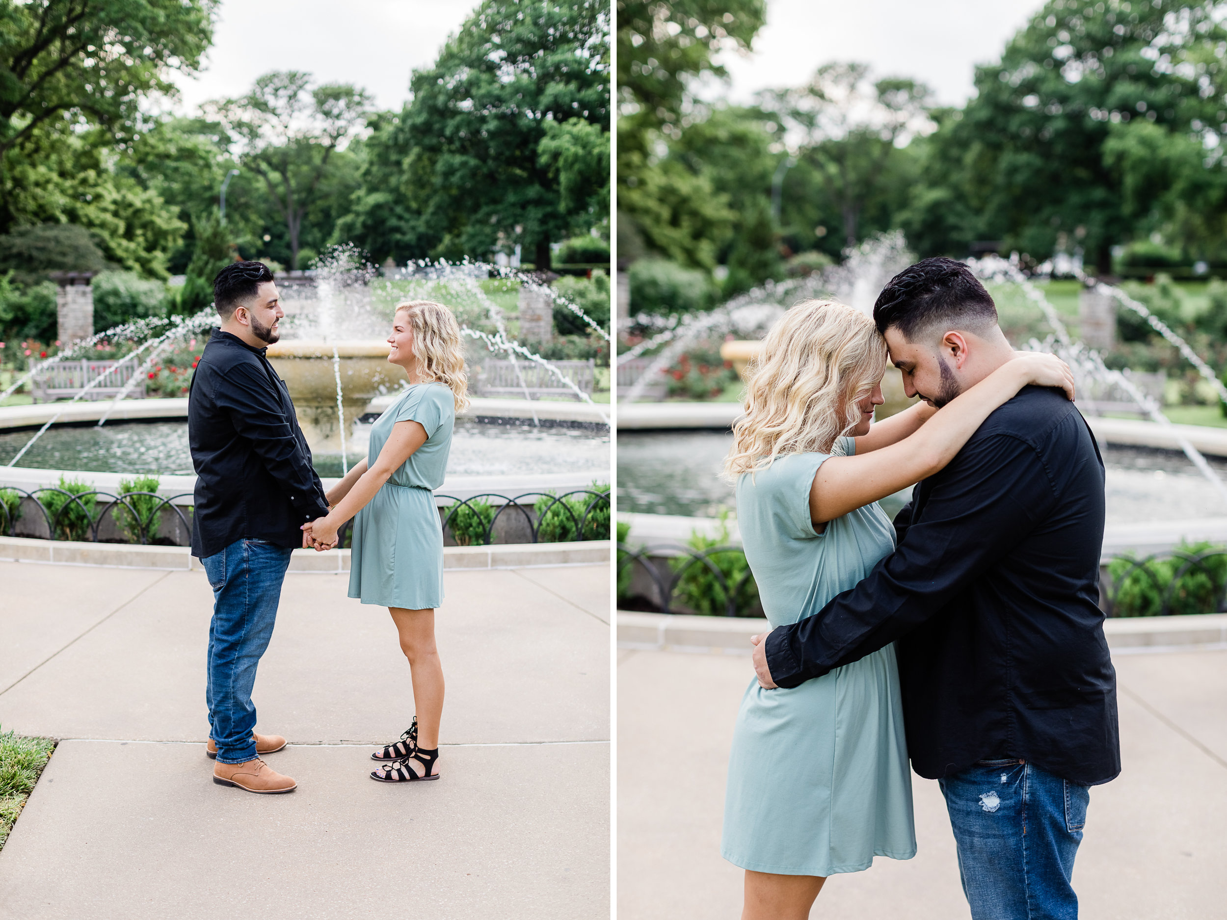 Loose Park Engagement Photo 4.jpg
