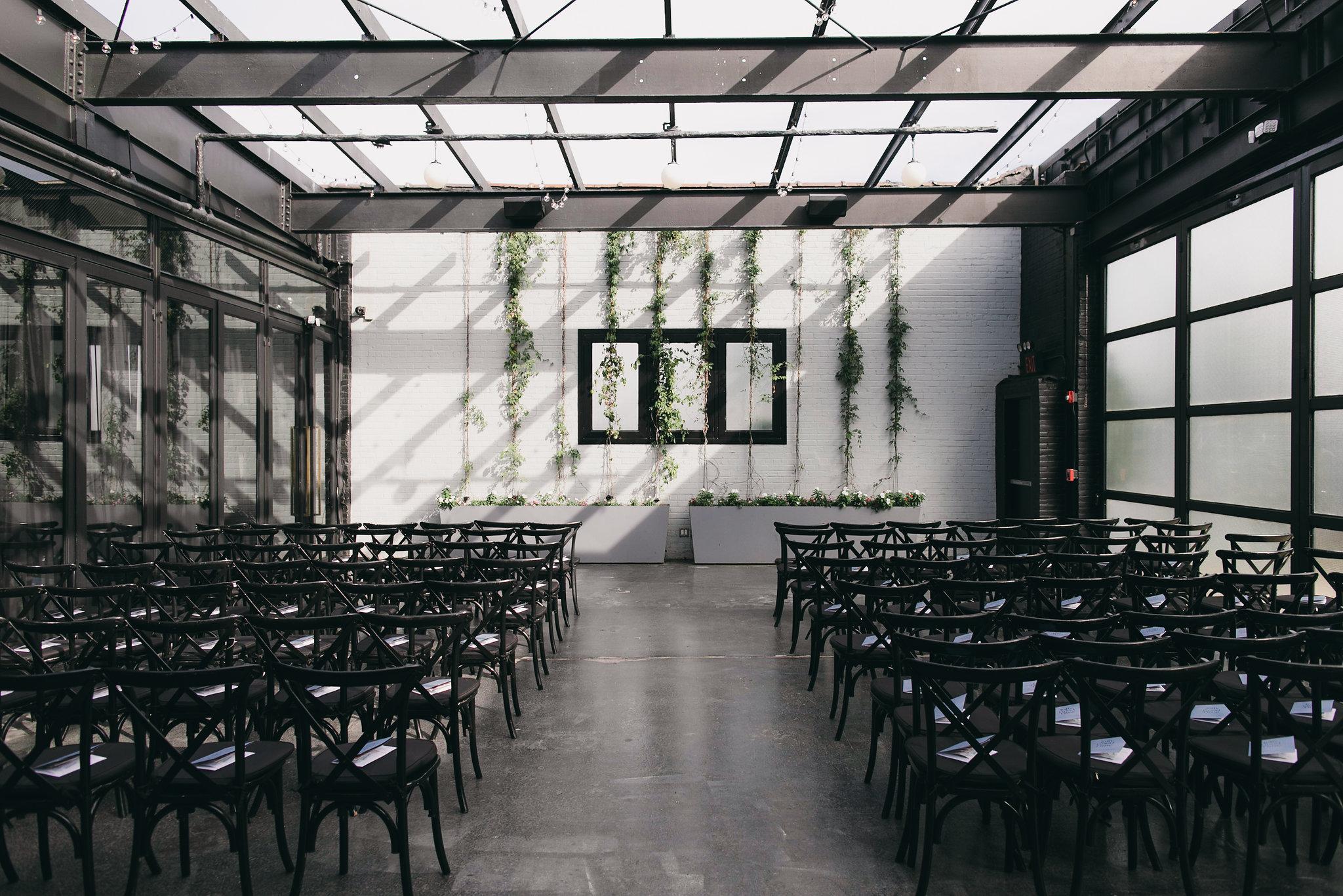 501 Union Modern Brooklyn Wedding