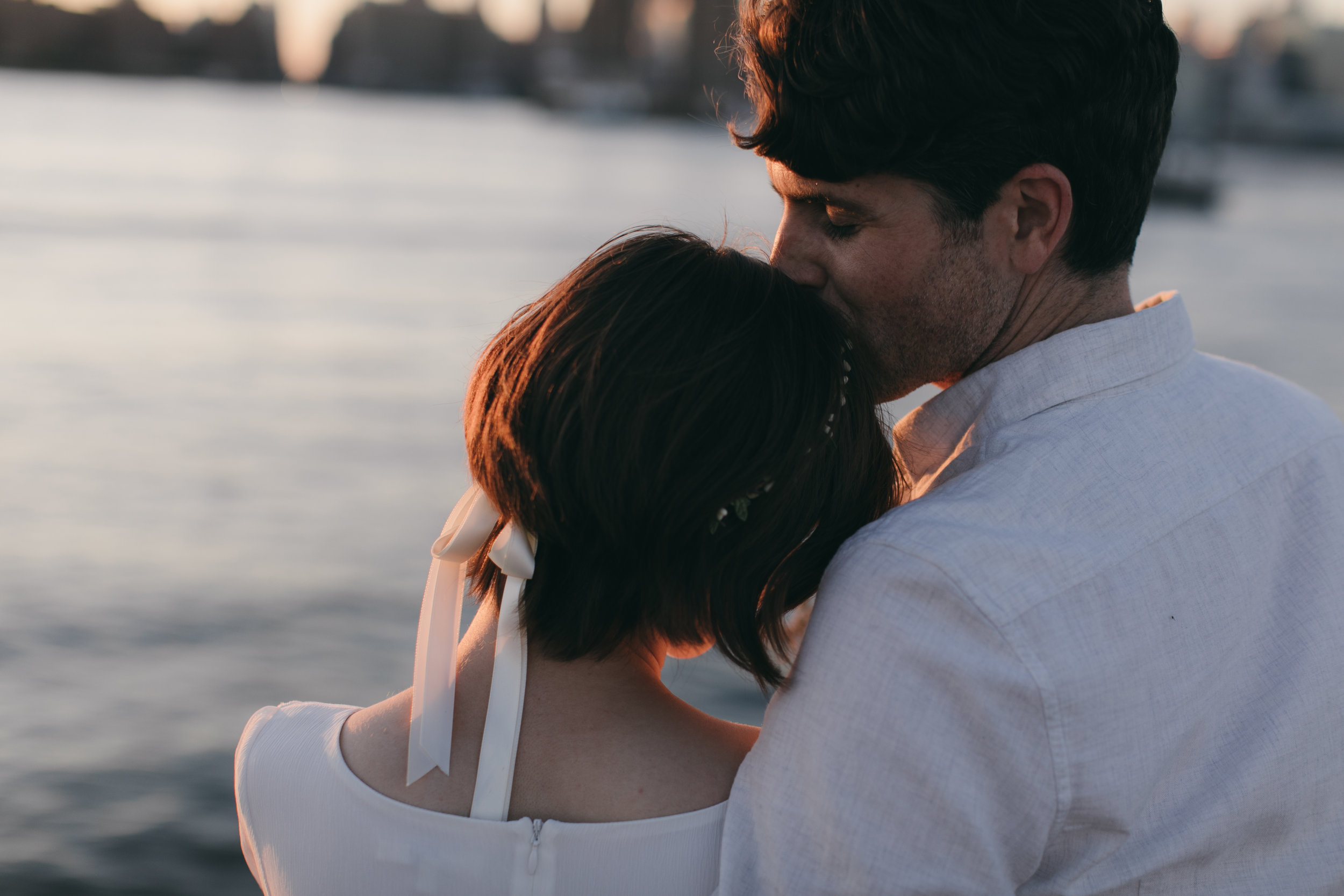 Greenpoint Brooklyn Elopement Photographer