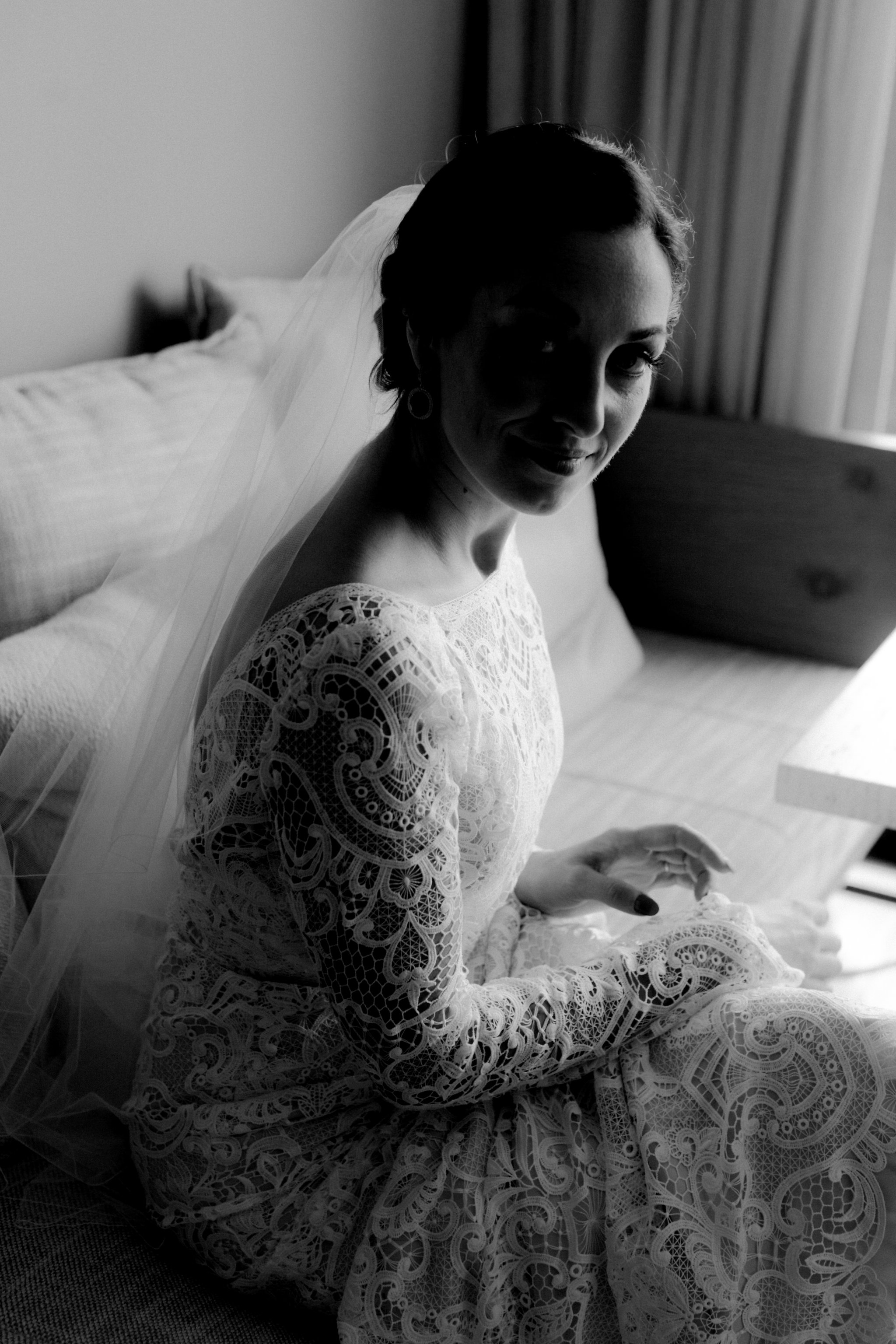 Bridal Portrait - Jill Hernandez