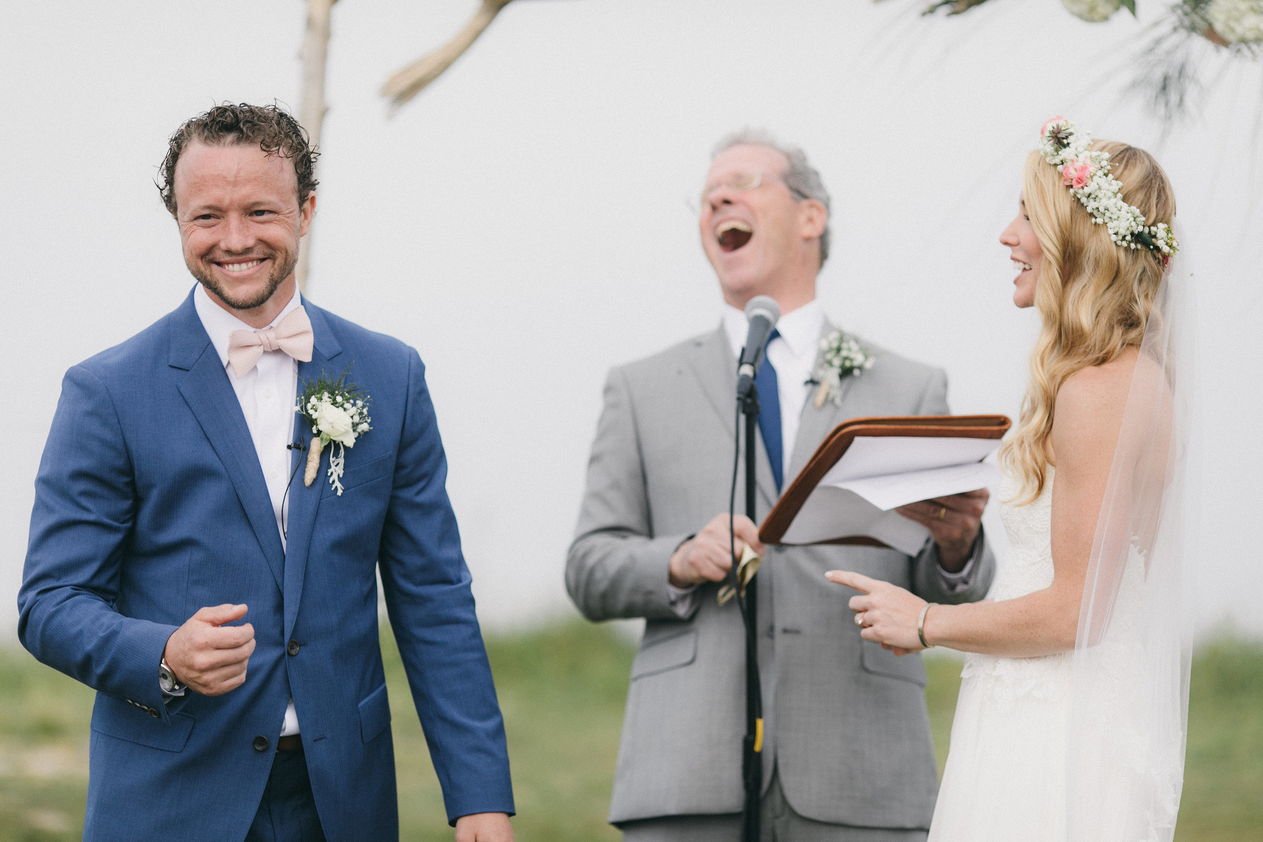 One Night Cereus - Montauk Wedding