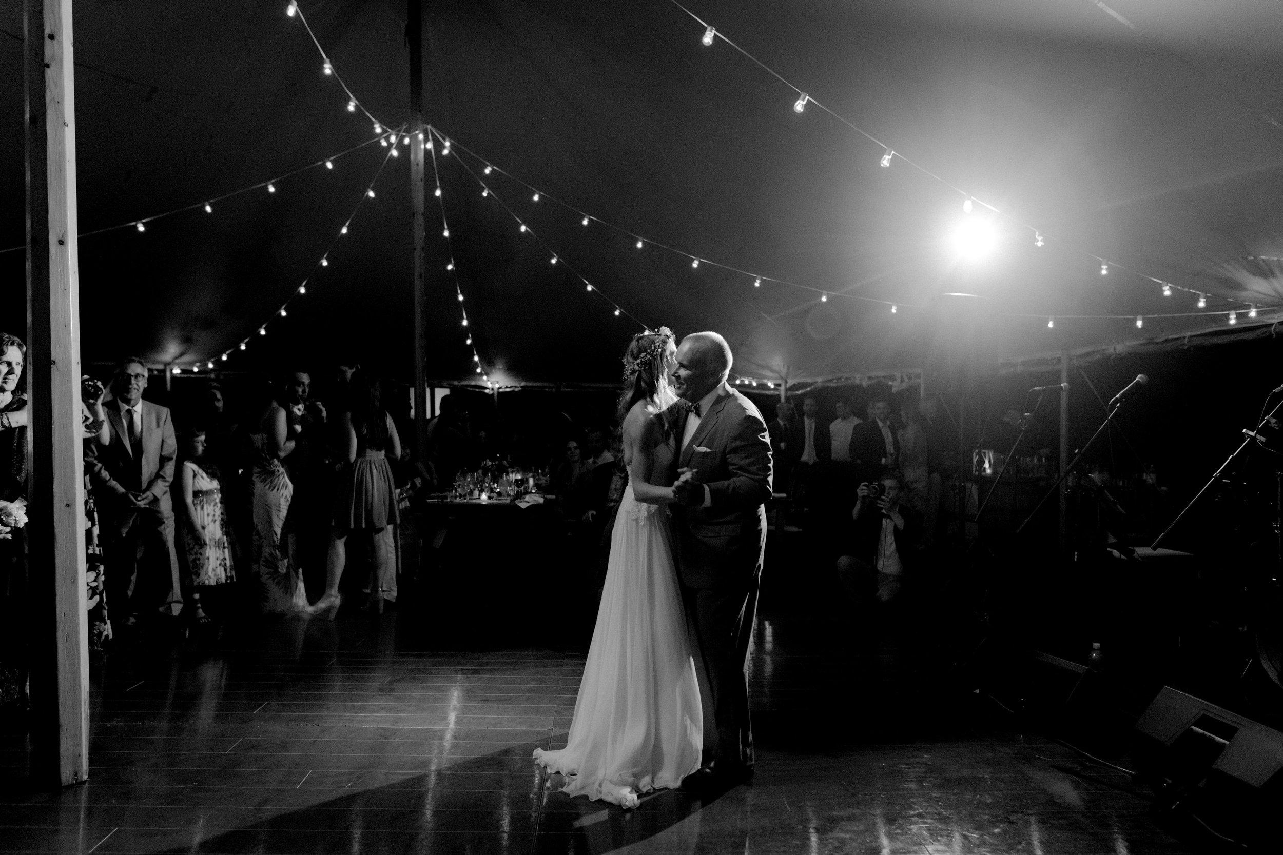 One Night Cereus Montauk Wedding