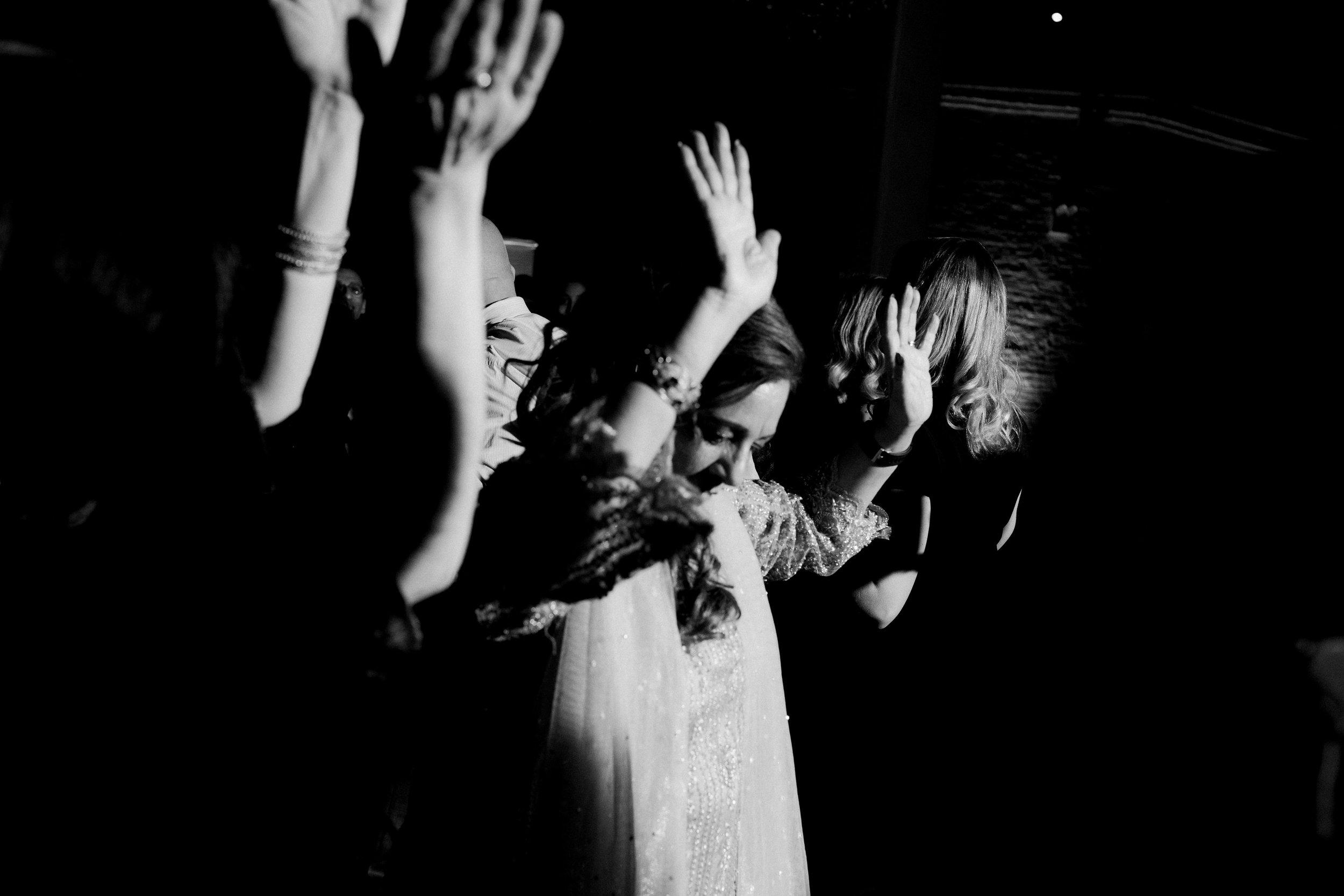 Liberty Warehouse Brooklyn Pakistani Wedding - One Night Cereus