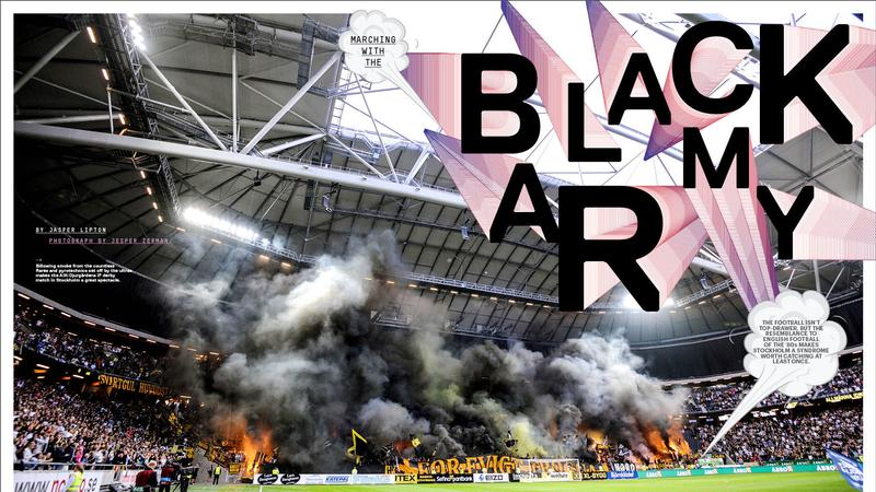 MARCHING WITH THE BLACK ARMY  (Issue 06)
