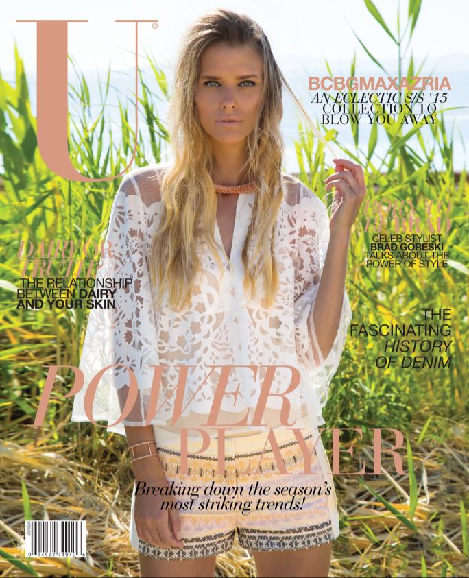 U Magazine - Jordan