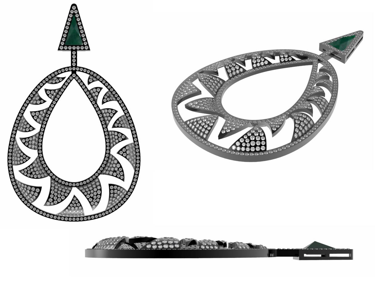 Meghna designer jewels