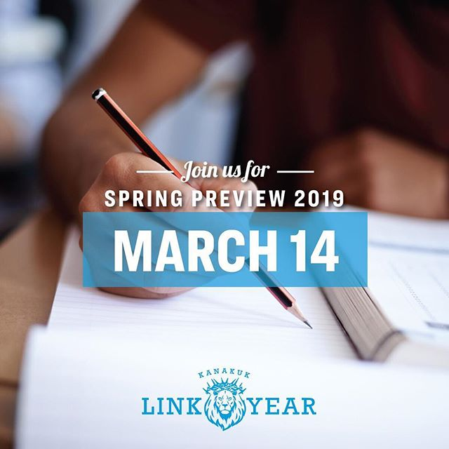 Spring Preview is NEXT MONTH! Applying is easy, and so is coming to see your future home at Link! We are so excited to meet YOU! Mark your calendars for March 14th + register today at the link in our bio.