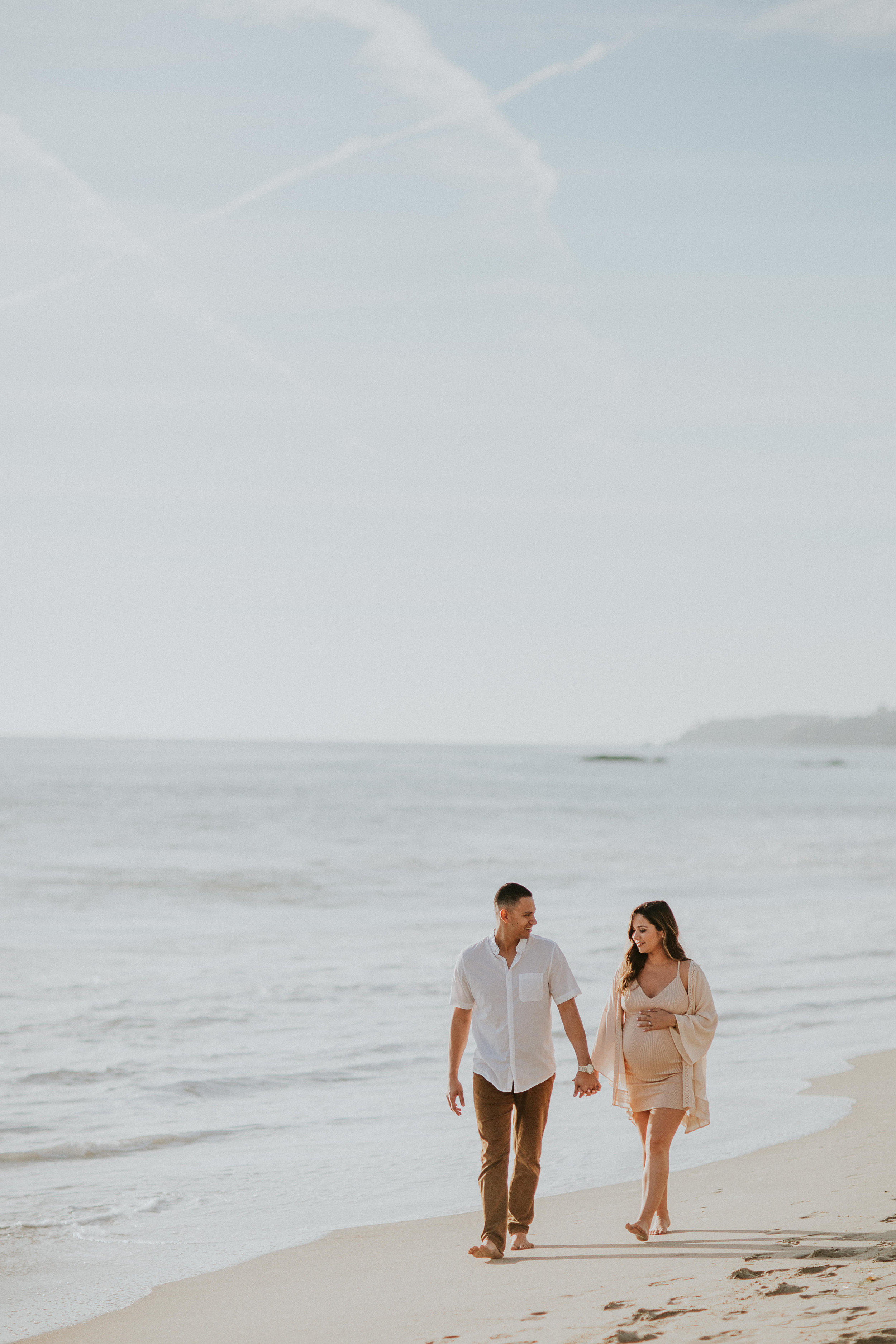 Laguna Beach Maternity Photos Cyd Weeks Photography