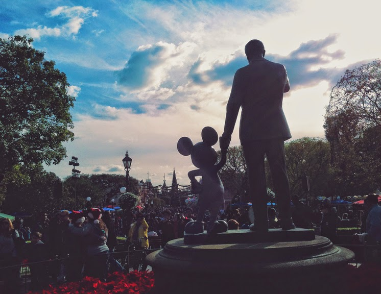 I dream of disney