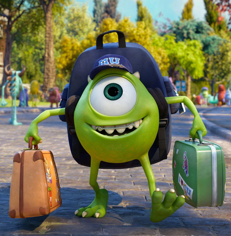 ©Disney/Pixar.Monsters University, 2013.